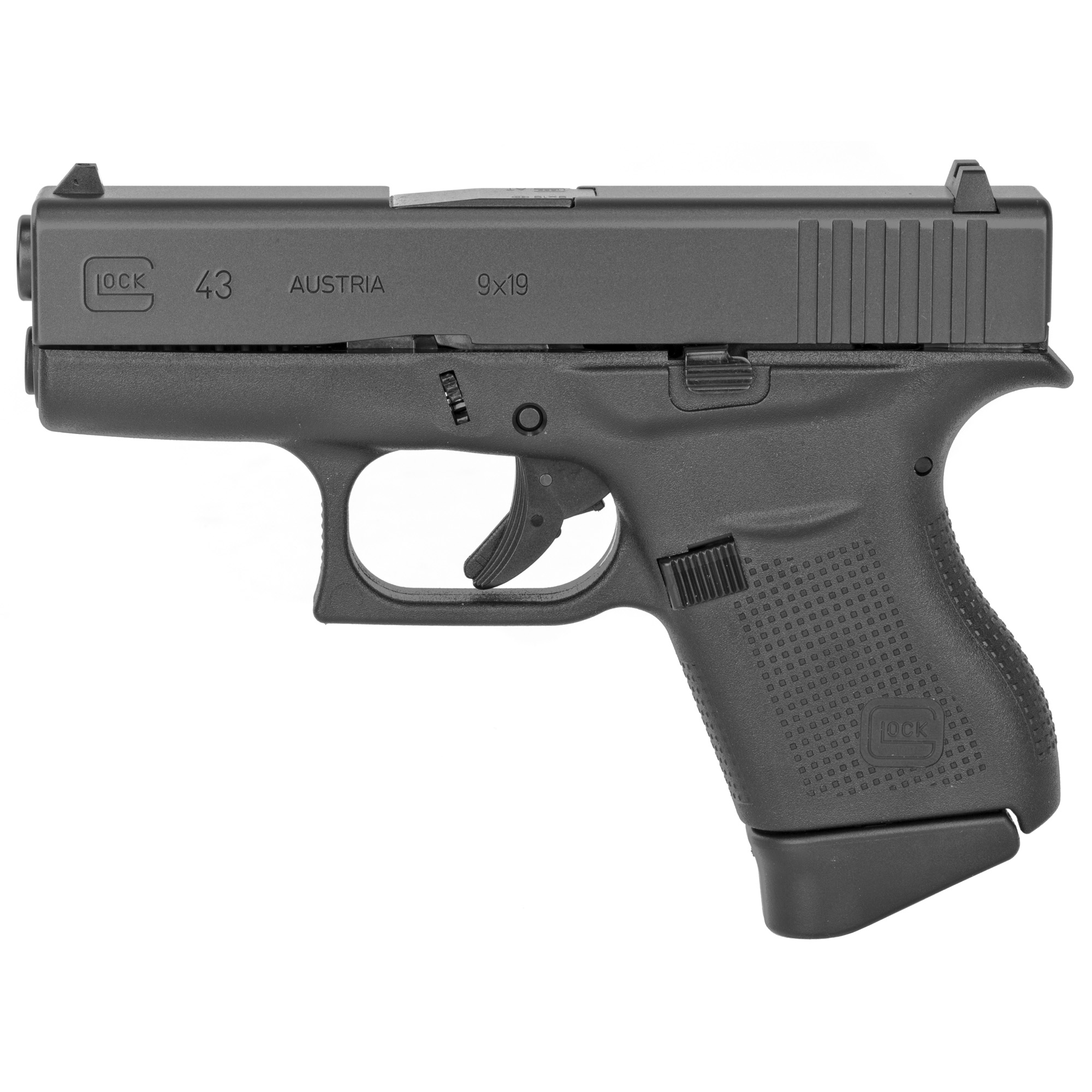 NEW Glock 43 9mm Subcompact pistol just $485 out-the-door!