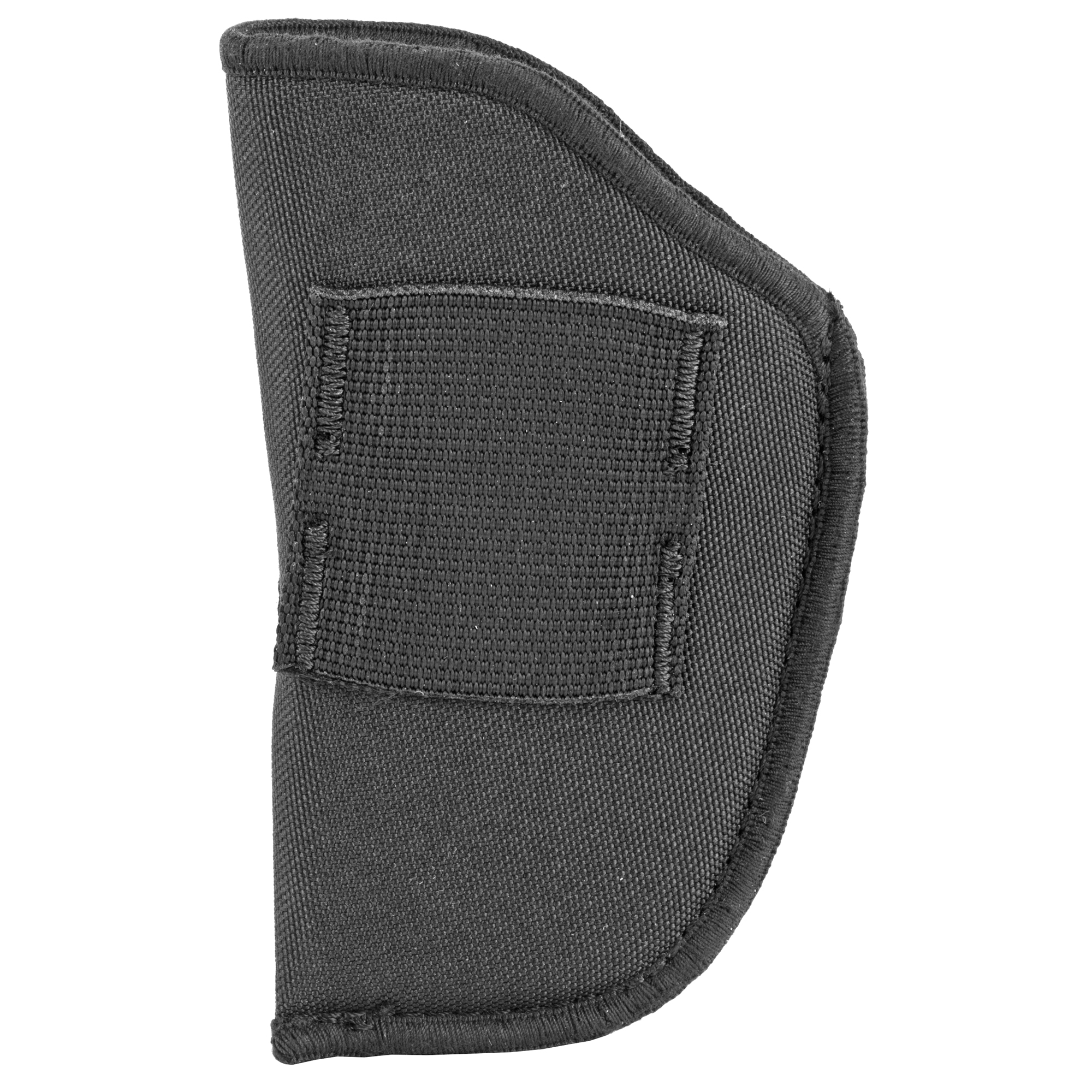 "This inside the pant holster fits small pistols with 2.25"" barrels."
