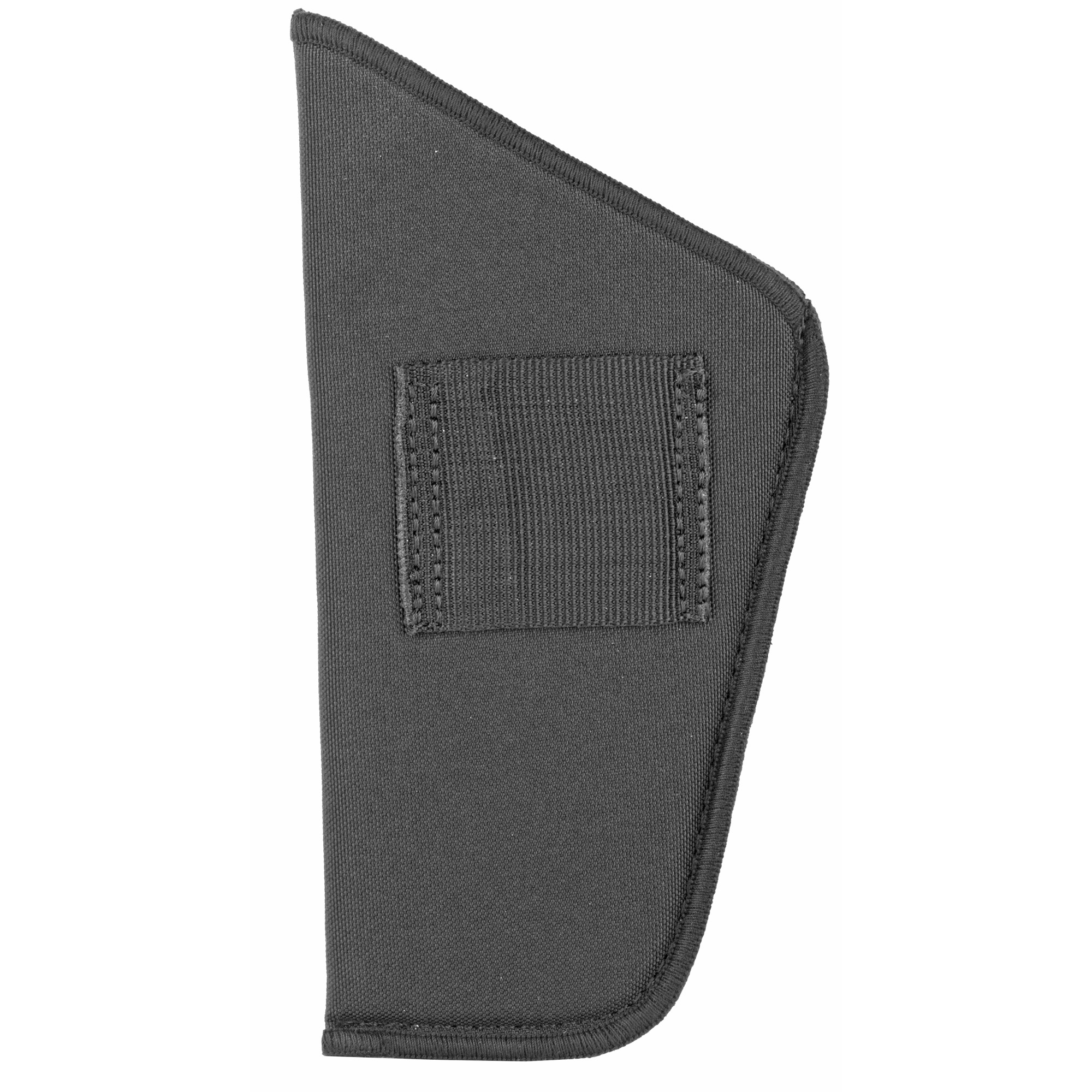 "This inside the pant holster fits large pistols with 5"" barrels."