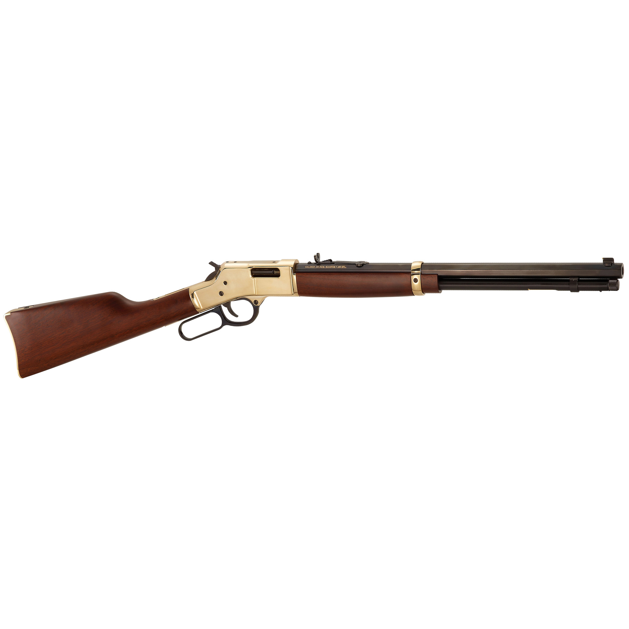 """The West may have been tamed and fenced long ago"""" but its unbridled spirit lives on in this line of traditional big-boy Henry rifles."""