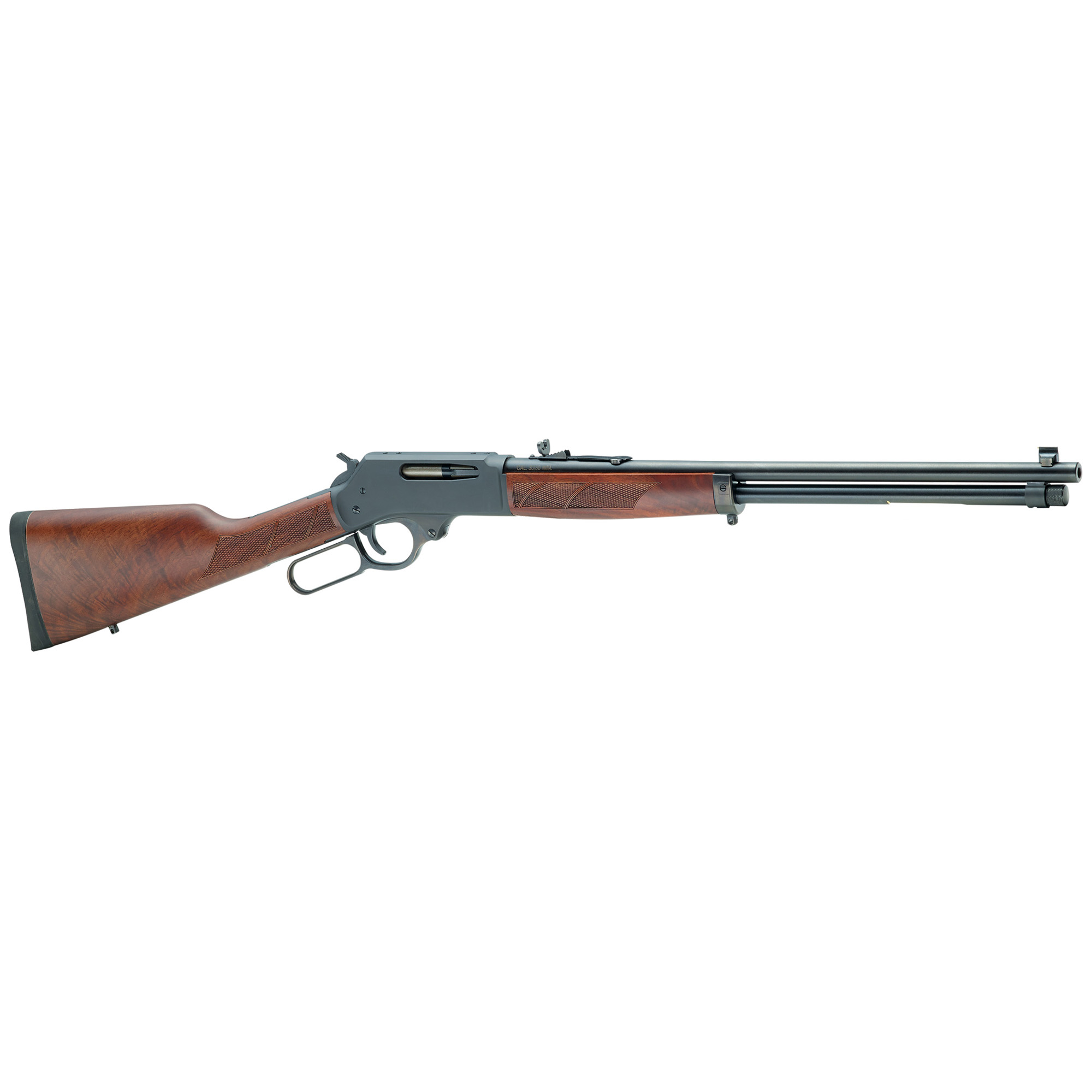 """From the Northwoods to the Texas hill country and in every deer camp and lodge in between"""" the .30-30 rifle remains the perennial choice of whitetail hunters. Henry"""" America's most storied rifle maker"""" now offers a classic rifle chambered for this legendary caliber."""