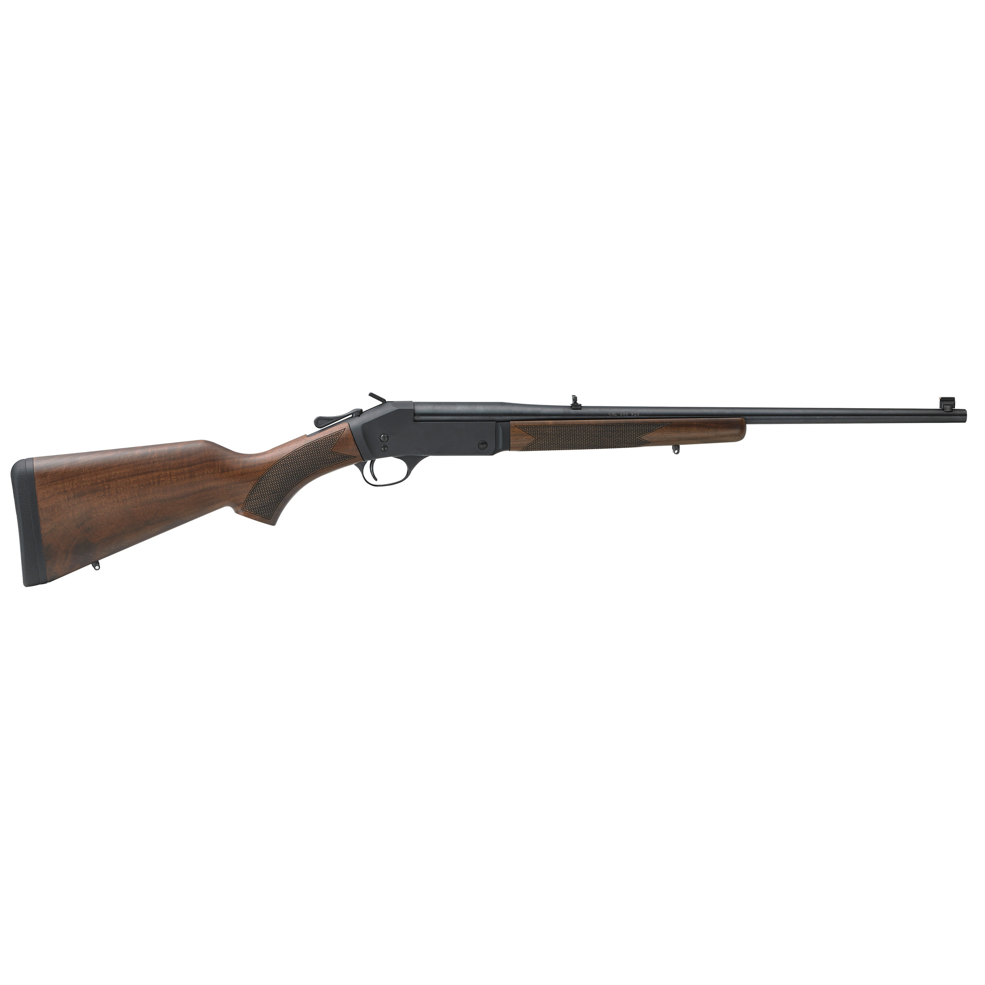 """These elegantly simple rifles feature 22"""" barrels"""" fully adjustable folding leaf rear sights and brass bead front sights. Henry single-shot rifles are quick to load or unload"""" safe to carry"""" and simple to operate."""