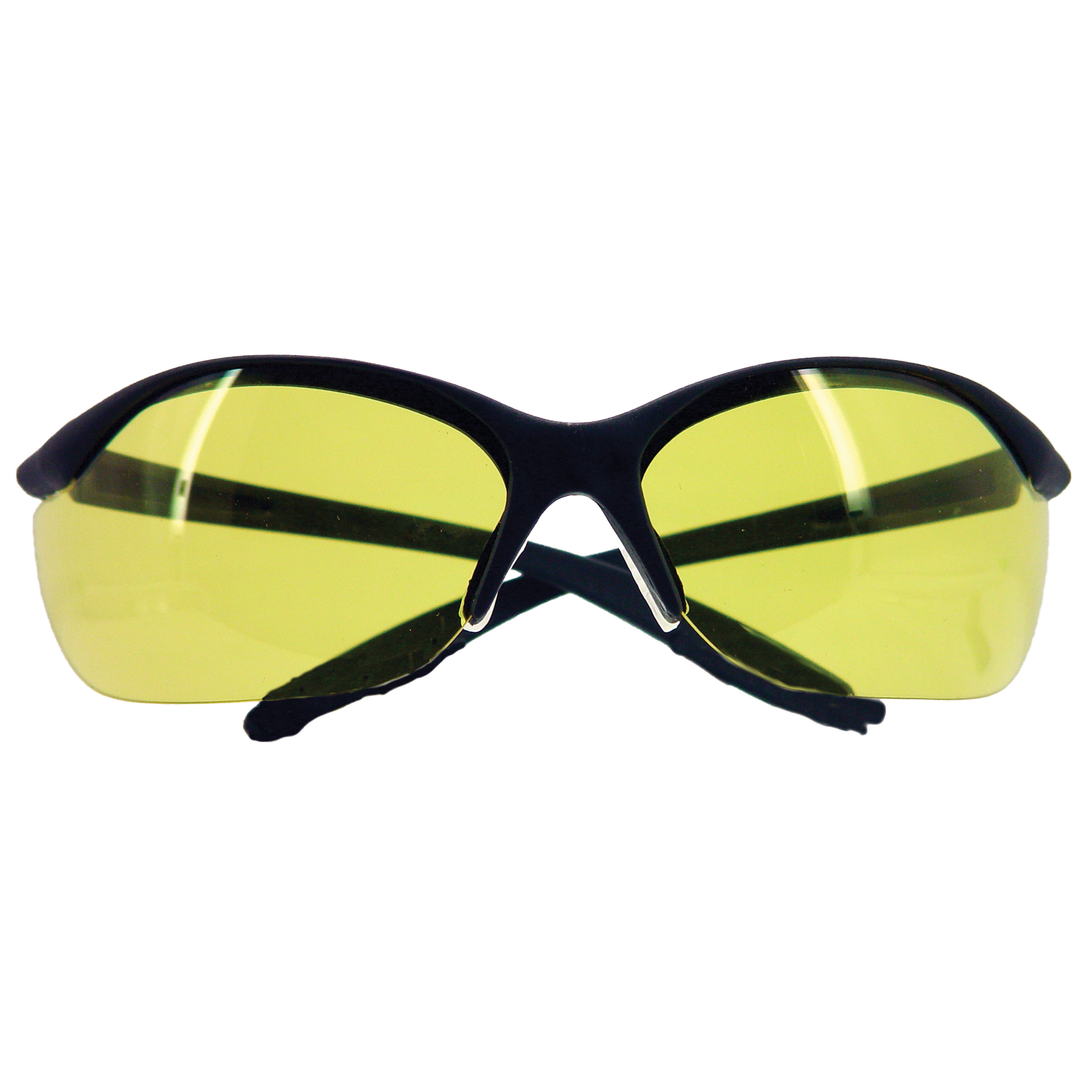 """Vapor II Safety Eyewear features an optical grade"""" 9-base wraparound lens that provides 180 degree field of vision. An ideal addition for most indoor or outdoor shooting environments"""" this selection of Safety Eyewear includes Anti-Fog lenses that minimize fogging."""