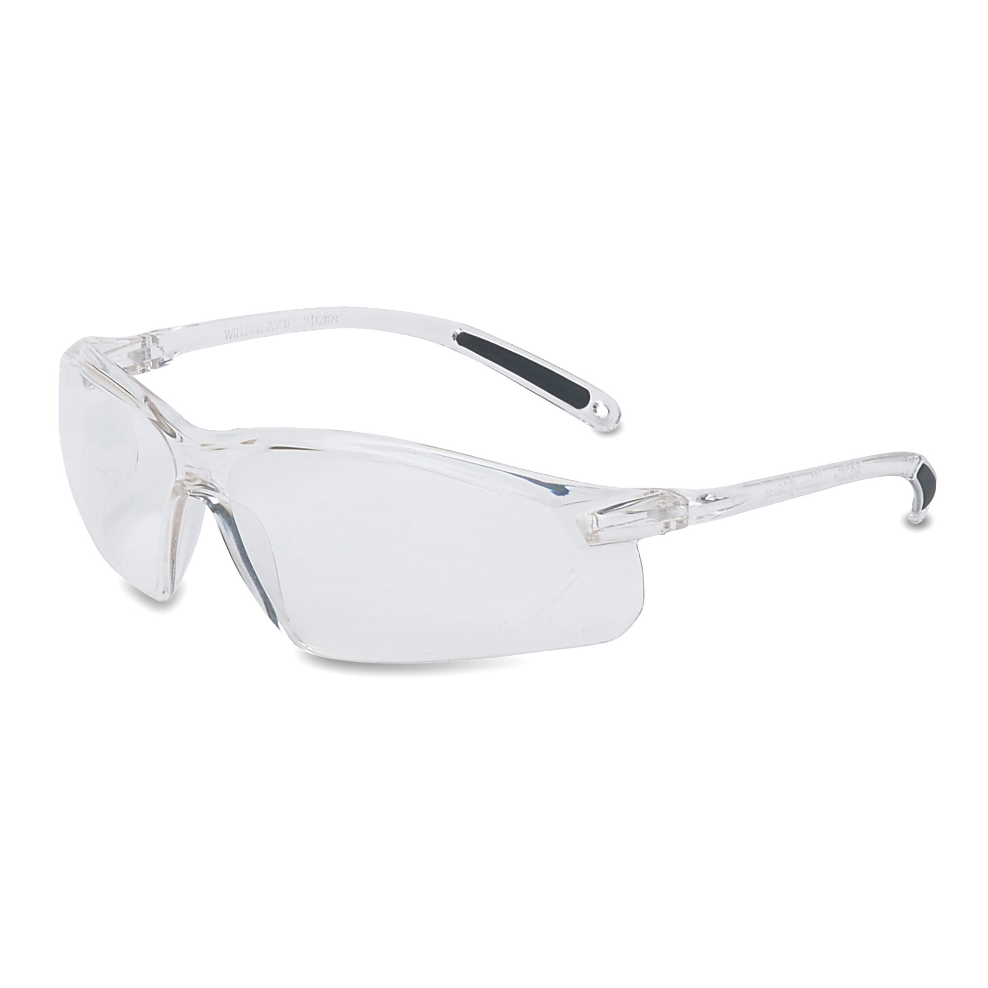 """The A750 is smaller than the original A700 series"""" for shooters with smaller or narrow face profiles. These glasses feature Anti-scratch coating"""" Polycarbonate lenses and a molded universal nose bridge."""