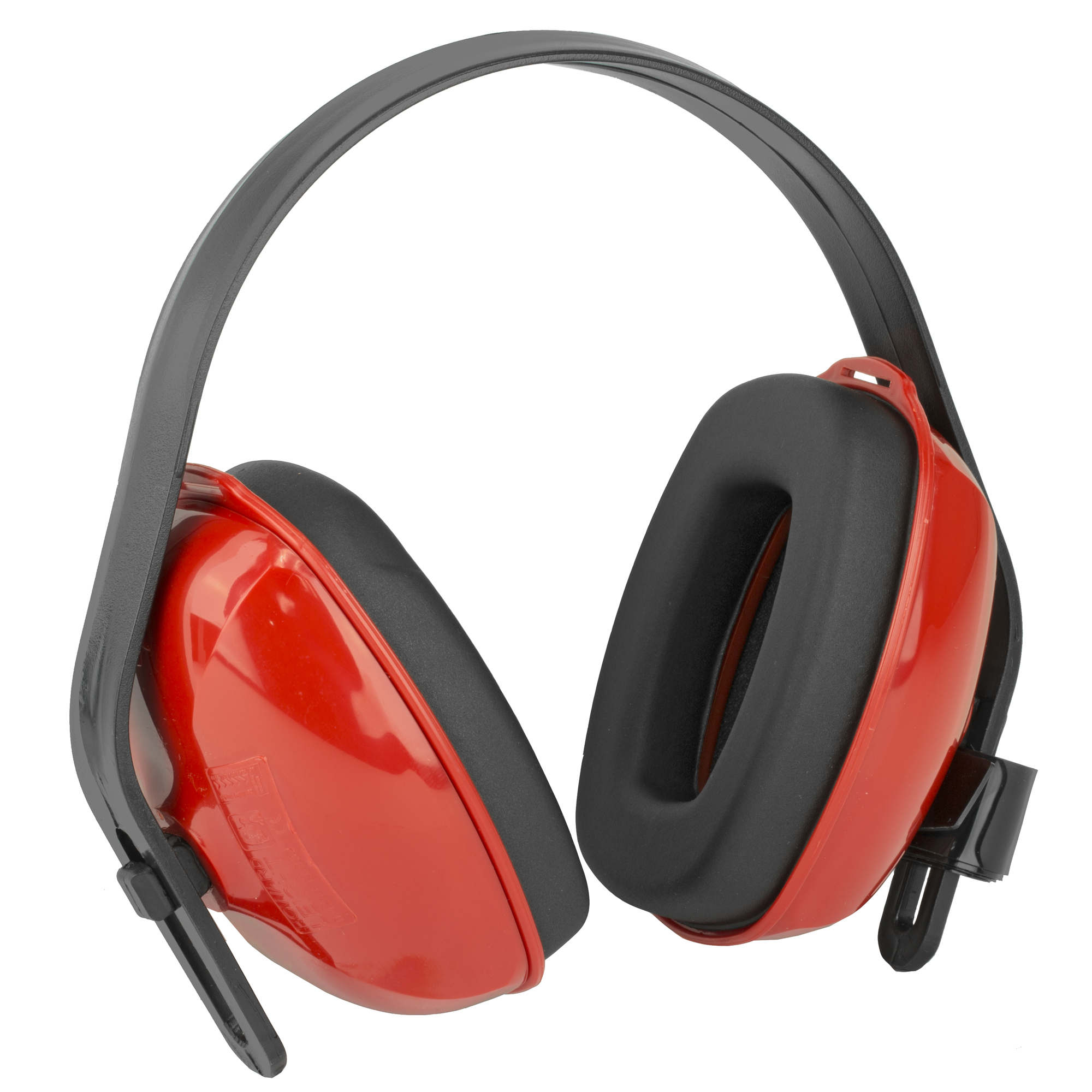"""These Earmuffs can be worn over-the-head"""" behind-the-head or under-the-chin. They feature Dialectic construction suitable for electrical environments and a Noise Reduction Rating (NRR) 25."""