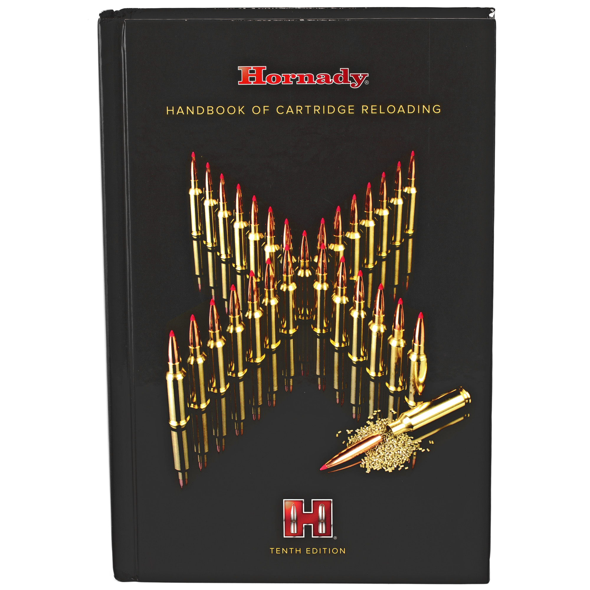 "The 10th Edition Handbook of Cartridge Reloading is packed with the latest from Hornady. Available at retailers nationwide and online"" access all the information you need in print or digital formats."