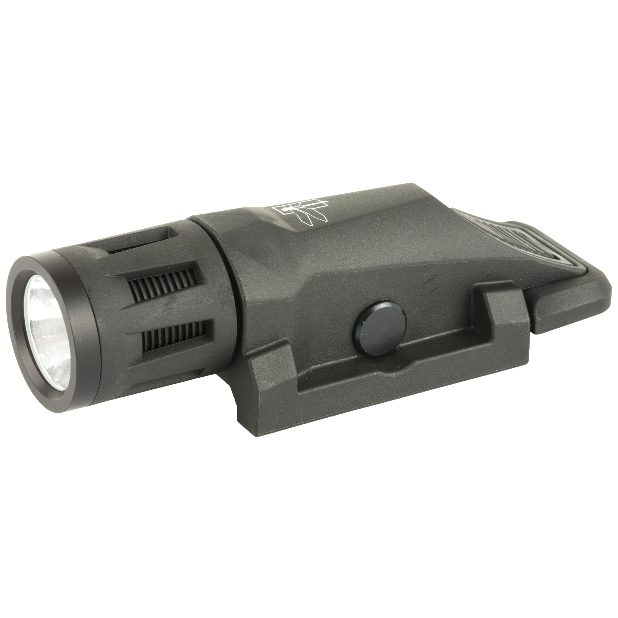 """Driven by Real-World Low Light Operational Needs. The NEW INFORCE(R) WML WHITE HSP was specked by Haley Strategic(TM) Partners for tactical low light applications. Running a white light with an upgraded 400 lumens of penetrating light with a tight beam for close- to mid-range applications"""" the WML 400L HSP also delivers a balanced peripheral light for discernment of the surrounding area."""