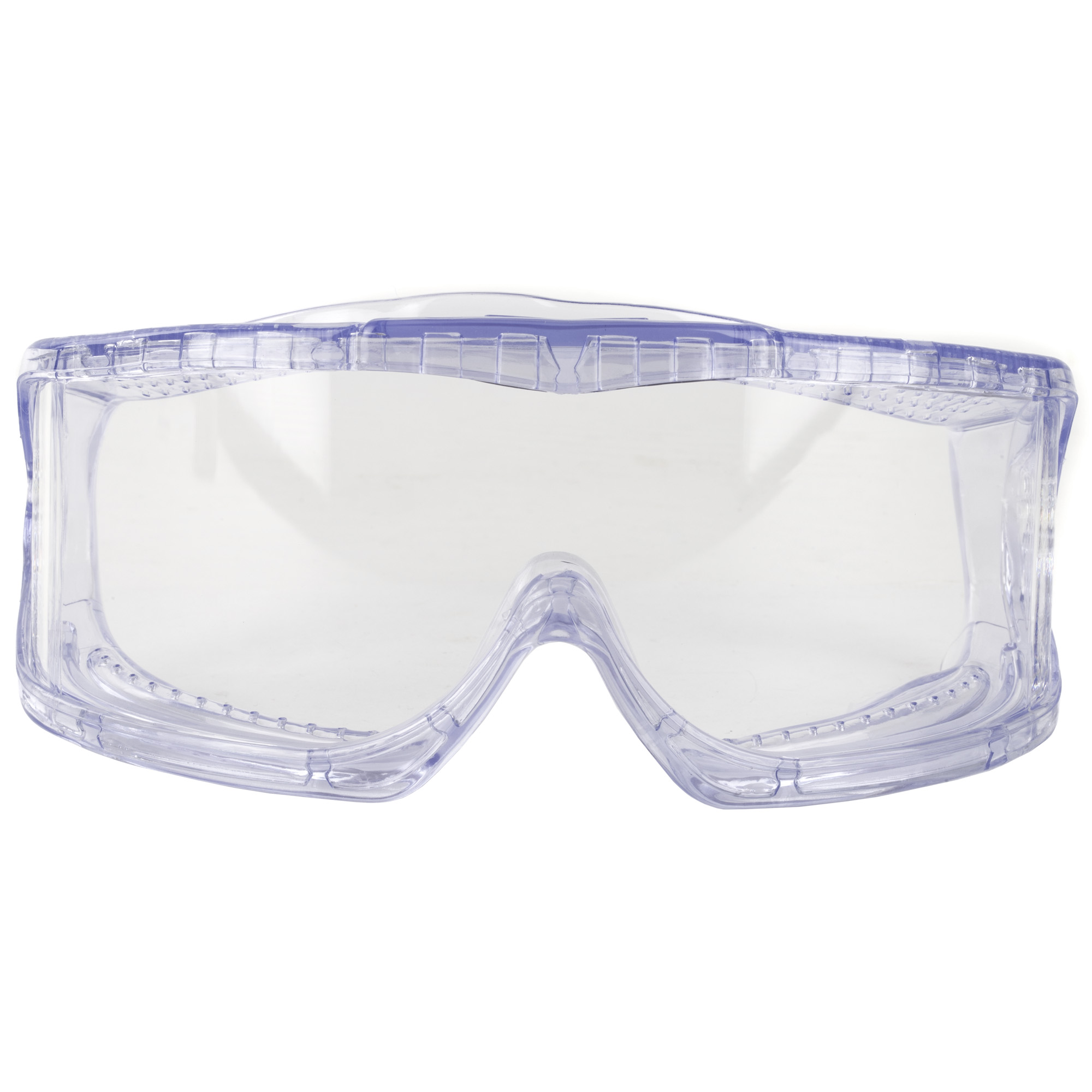 """The Uvex V-Maxx goggle has wrap-around styling for a 180 degree"""" clear field of vision. Can be worn over most prescription eyewear."""
