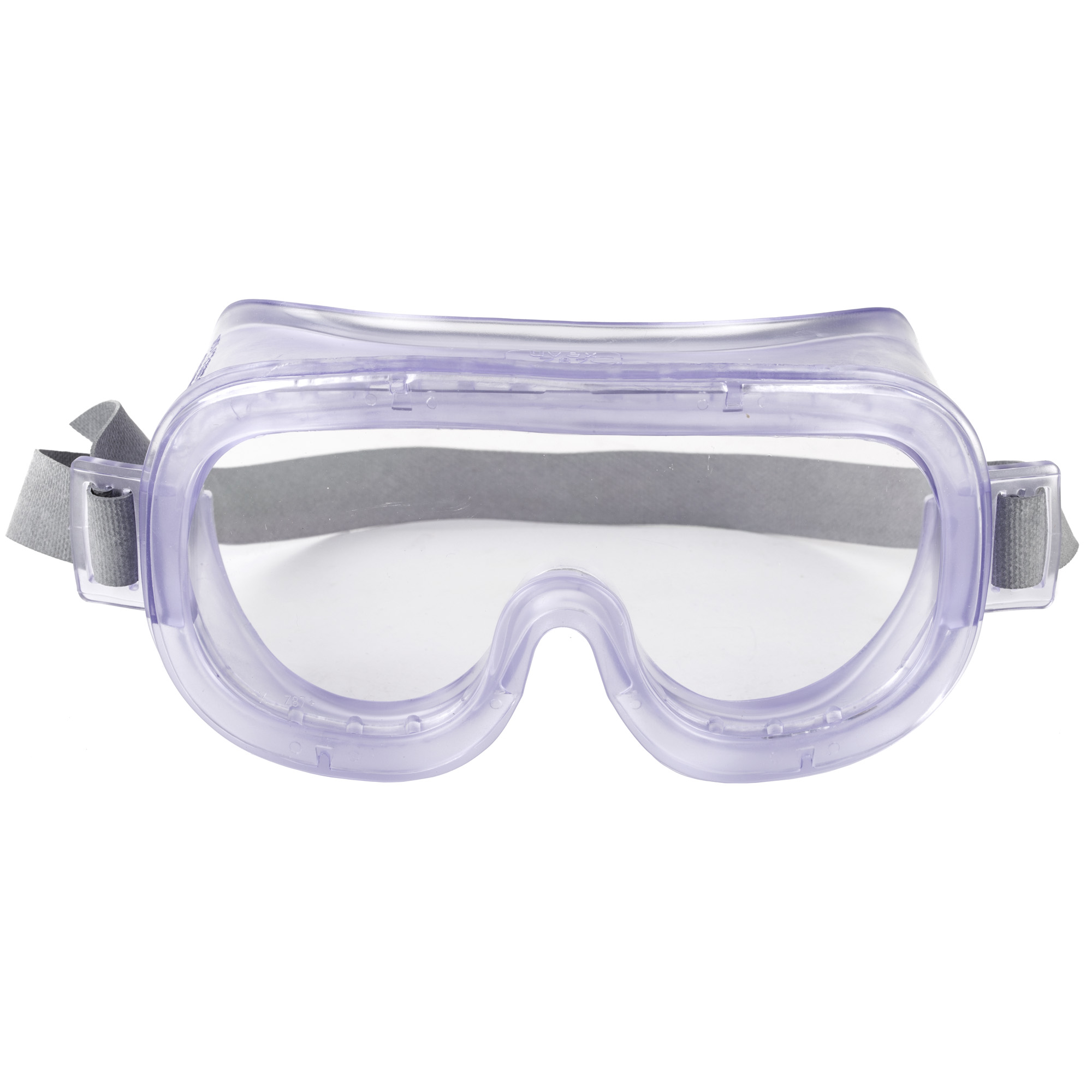 Uvex Classic Safety Goggles fit over most Rx spectacles and are ANSI Z87.1+ 2015 Certified.