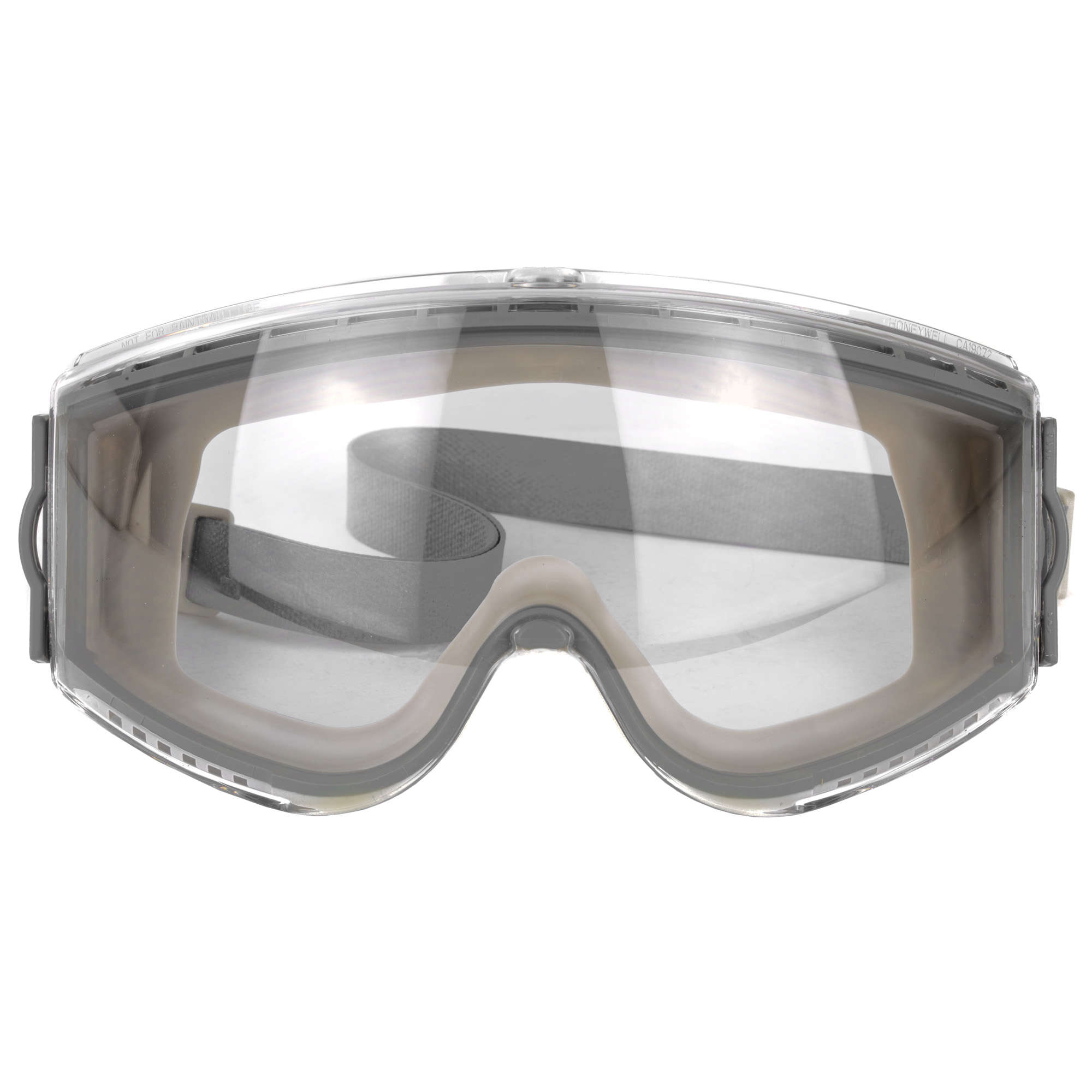 Uvex Stealth is the most popular goggle on the market. Its high end styling and comfort offers unmatched protection from chemical splash and impact.