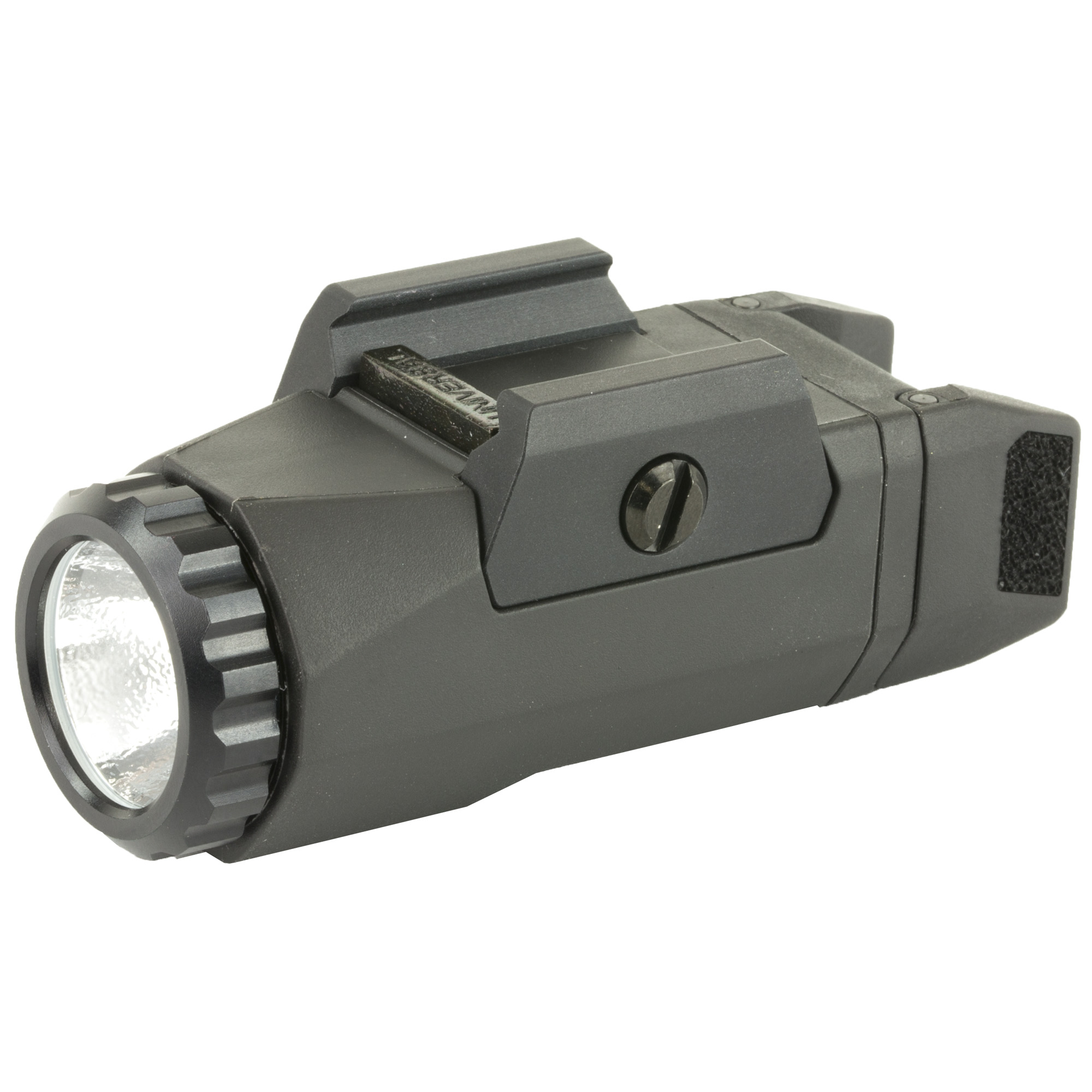 """With 400 lumens of vibrant white light"""" the Gen3 APL provides a high-intensity tight beam to fill your field of view for close to mid-range target identification for up to 1.5 hours. At less than 3 ounces"""" the water-resistant"""" glass reinforced polymer body is incredibly powerful yet compact in size. The APL integrates seamlessly with MIL-STD 1913"""" Glock"""" and most major firearm manufactures rails. The APL offers constant and momentary operating modes"""" textured paddles for a non-slip grip"""" and an ambidextrous on/off switch to enable left or right hand activation and natural movement. In addition"""" the easy-to-operate lockout system ensures the light isn't activated until you're ready."""