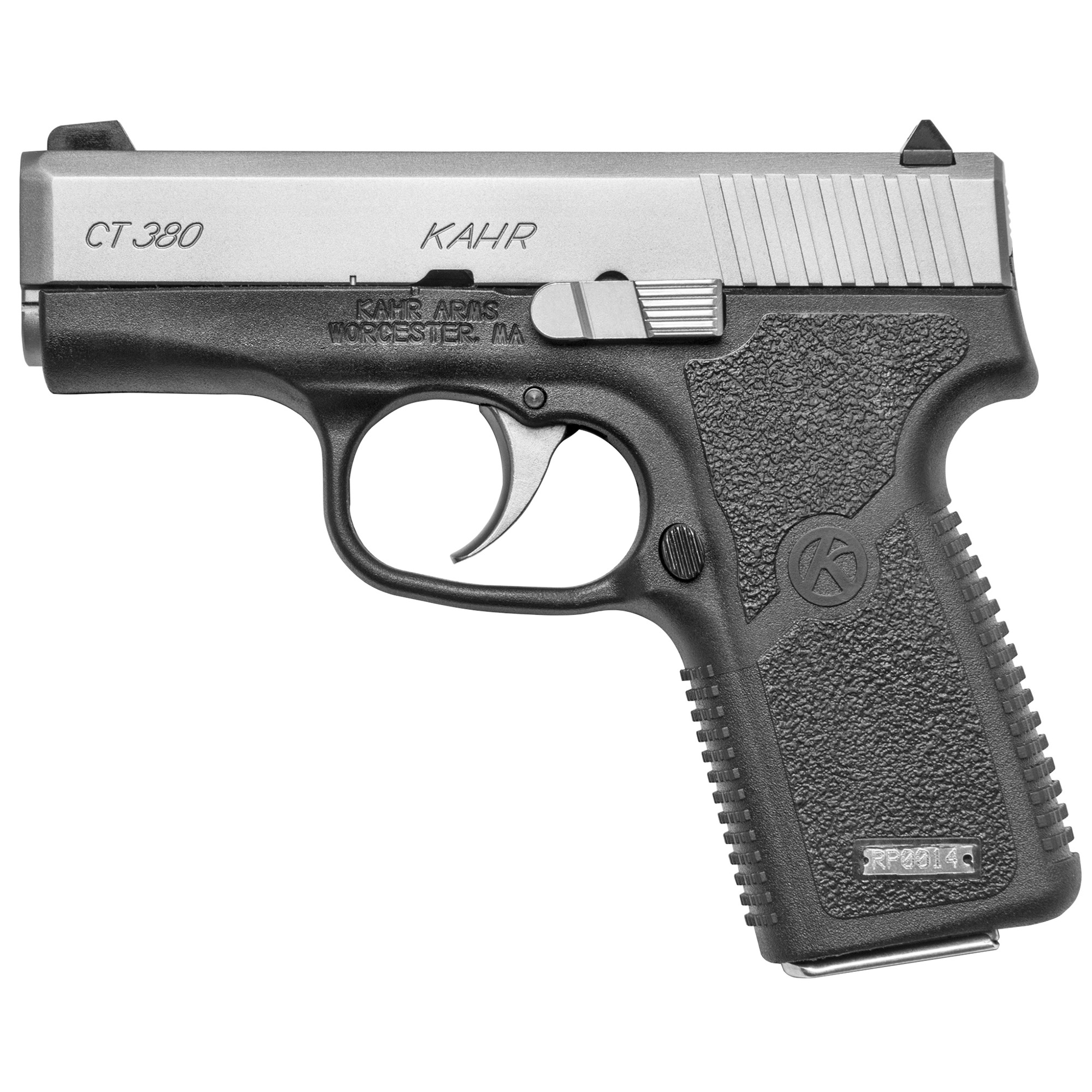 """The Kahr Value Series has a combination of features that make them the best Concealed Carry Pistols on the market. They have the ideal combination of stopping power and shooting comfort"""" and they are smaller"""" thinner and lighter than competitive brands. The natural point of aim and low-felt recoil make them the ideal guns to shoot and carry."""