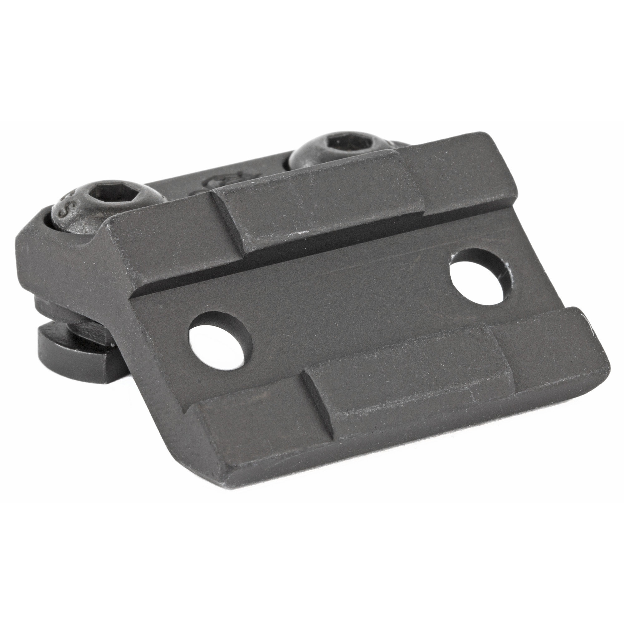 """Knights Armament Co.'s M-LOK mount for the SureFire M300 and M600 Scout Lights is a lightweight"""" direct-attach mounting platform. The mount can be positioned to place the light tight to the handguard at any position from 1:30 to 11:30. Aluminum construction."""