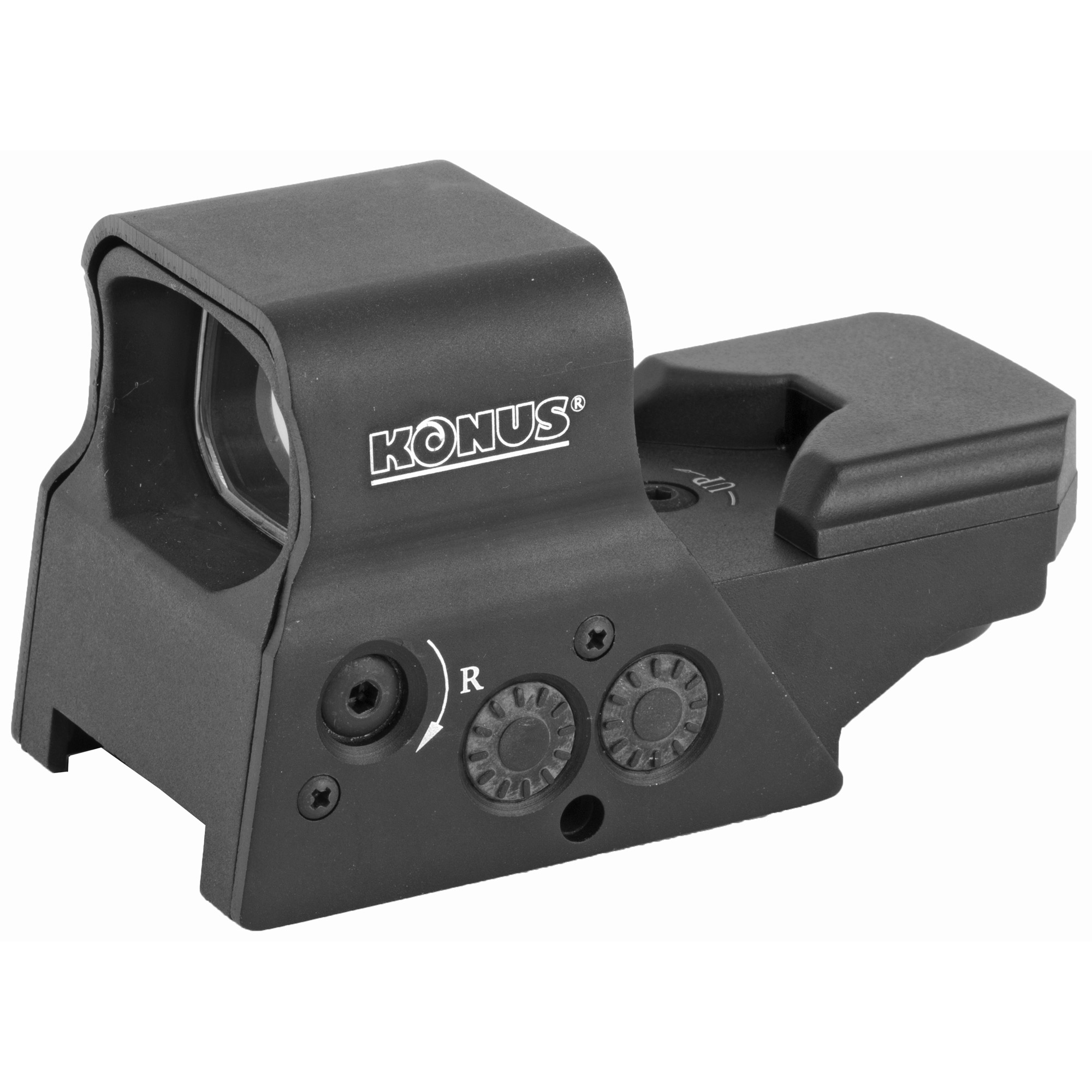 "This device provides you with as many as 8 different reticles to choose from. This unit is also rechargeable via the enclosed USB cable. It comes with a dual mount that can match either a 7/8"" or 3/8"" rail."