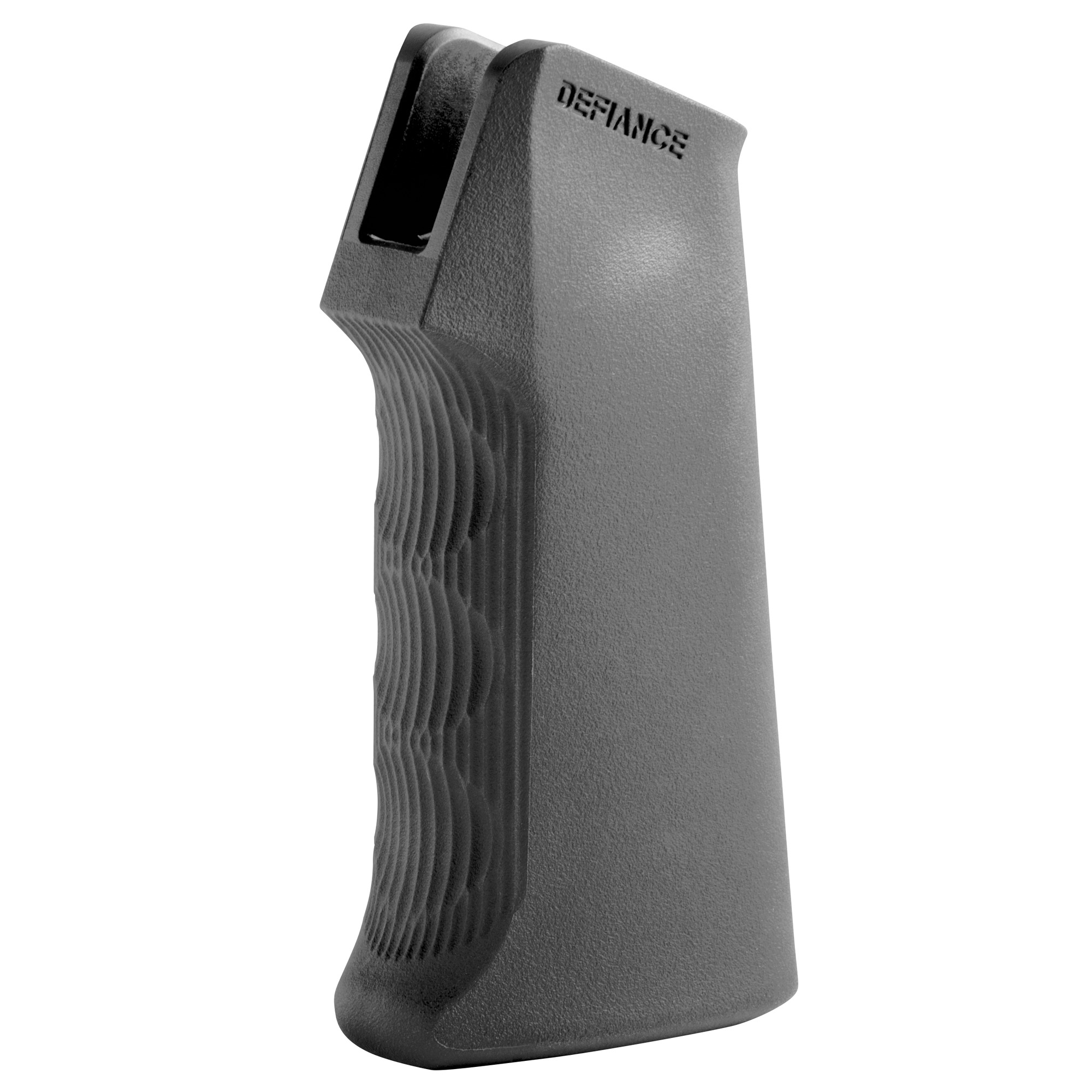 """KRISS USA's AR-15 Pistol Grip is exactly what you need to get more out of your rifle. It features rock solid polymer construction and a comfortable ergonomic shape to maintain a positive grip even with gloved hands. The lines are sleek and smooth for a soft comfortable feel. Like everything with the KRISS name on it"""" this grip is built to last. When you're ready to get serious about your equipment"""" make sure the KRISS Pistol Grip is on your rifle!"""