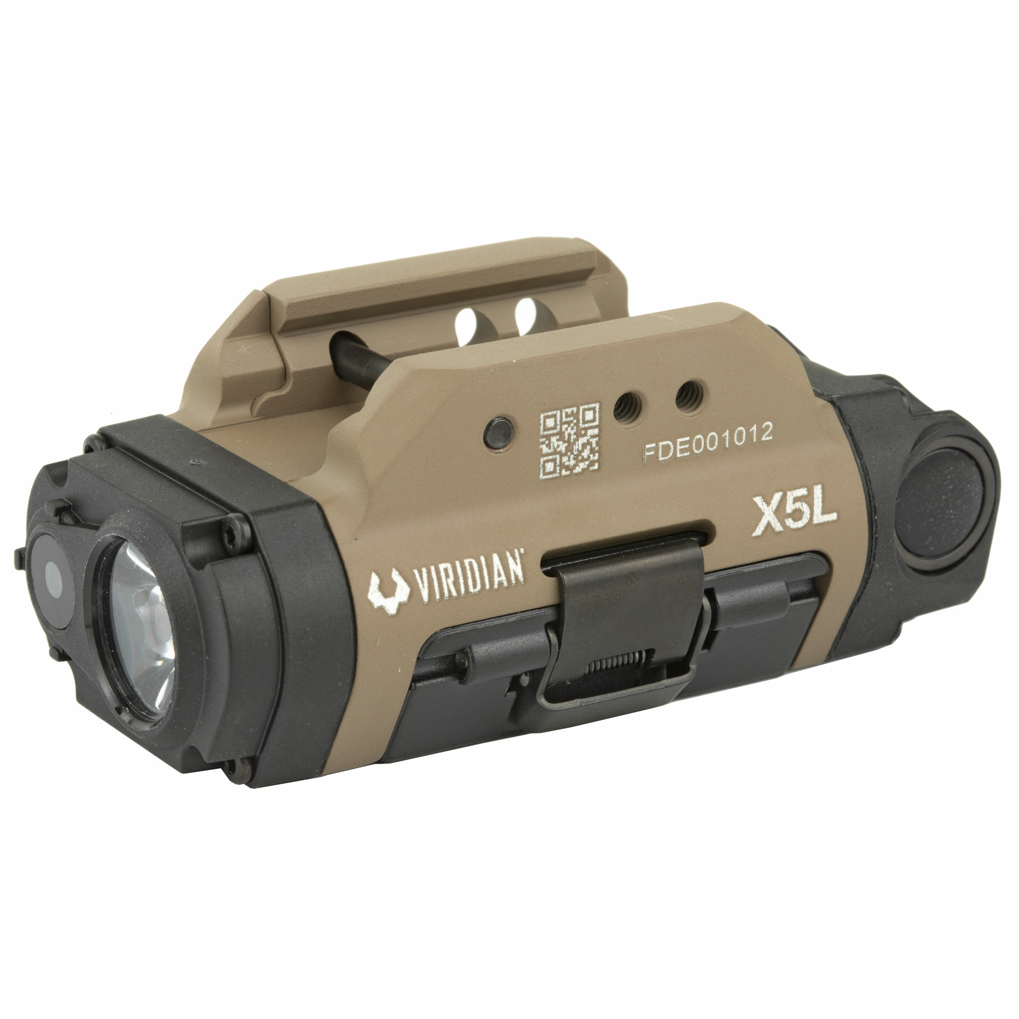 The new Viridian X5L Gen 3 is the latest version of the original green laser sight + tactical light combo. First launched in 2008 this family of products has continued to innovate through the years. The Gen 3 version is no exception. The X5L is the best and most technologically advanced weapon mounted accessory ever.
