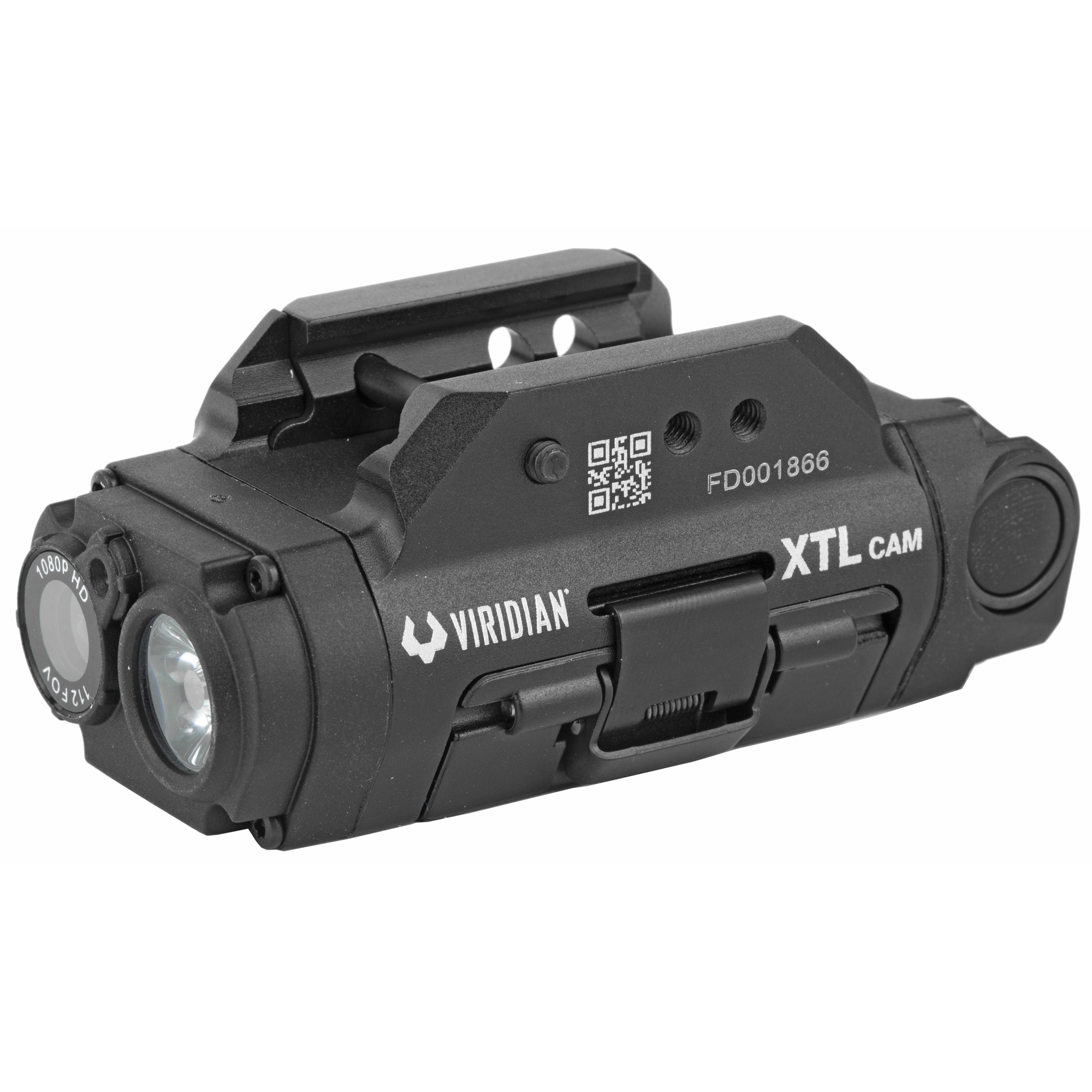 "The new Viridian XTL Gen 3 with camera is the latest version of the legendary X Series. First launched in 2008 this family of products has continued to innovate through the years. The Gen 3 version is no exception. The new XTL Gen 3 with Camera comes standard with a 500 lumen LED light"" multiple operation modes and Viridian's patented INSTANT-ON(R) technology. Combined with a 1080p full-HD digital camera and microphone"" this unique solution provides convenient playback for training"" range time or competitions and gives legally armed citizens an added level of reassurance when carrying or in a home defense situation."
