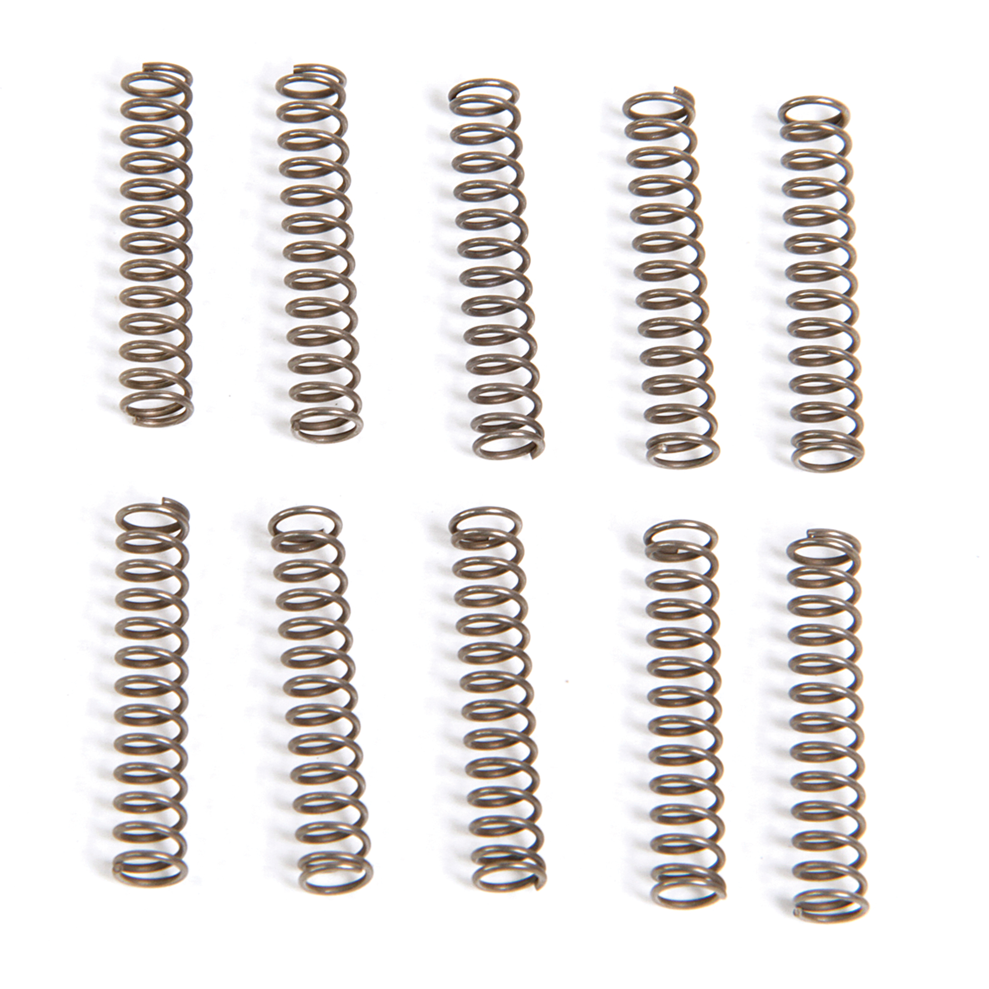 This is a 10-pack of LBE AR-15 buffer retaining pin springs. Made in the USA.