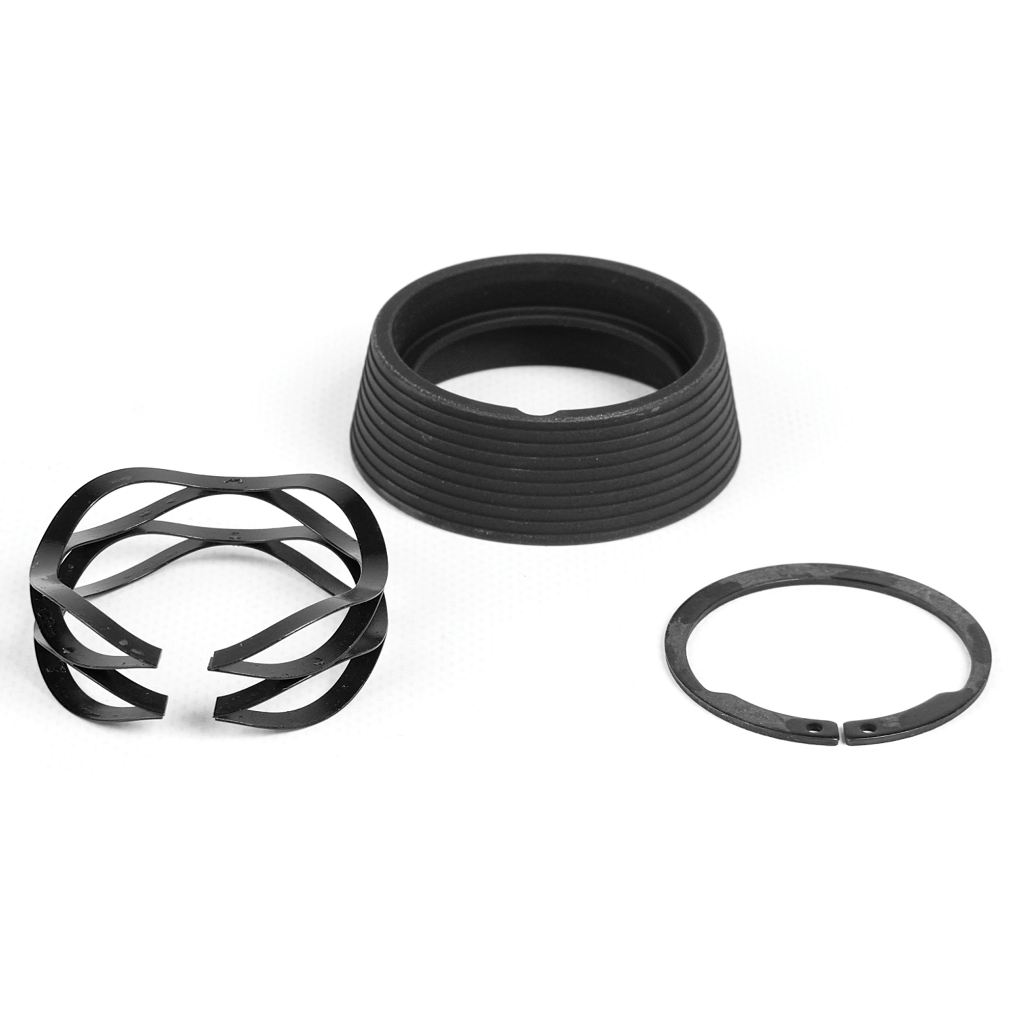 "The LBE 308 Delta Ring Assembly includes the slip ring"" snap ring and weld spring. Made in the USA."