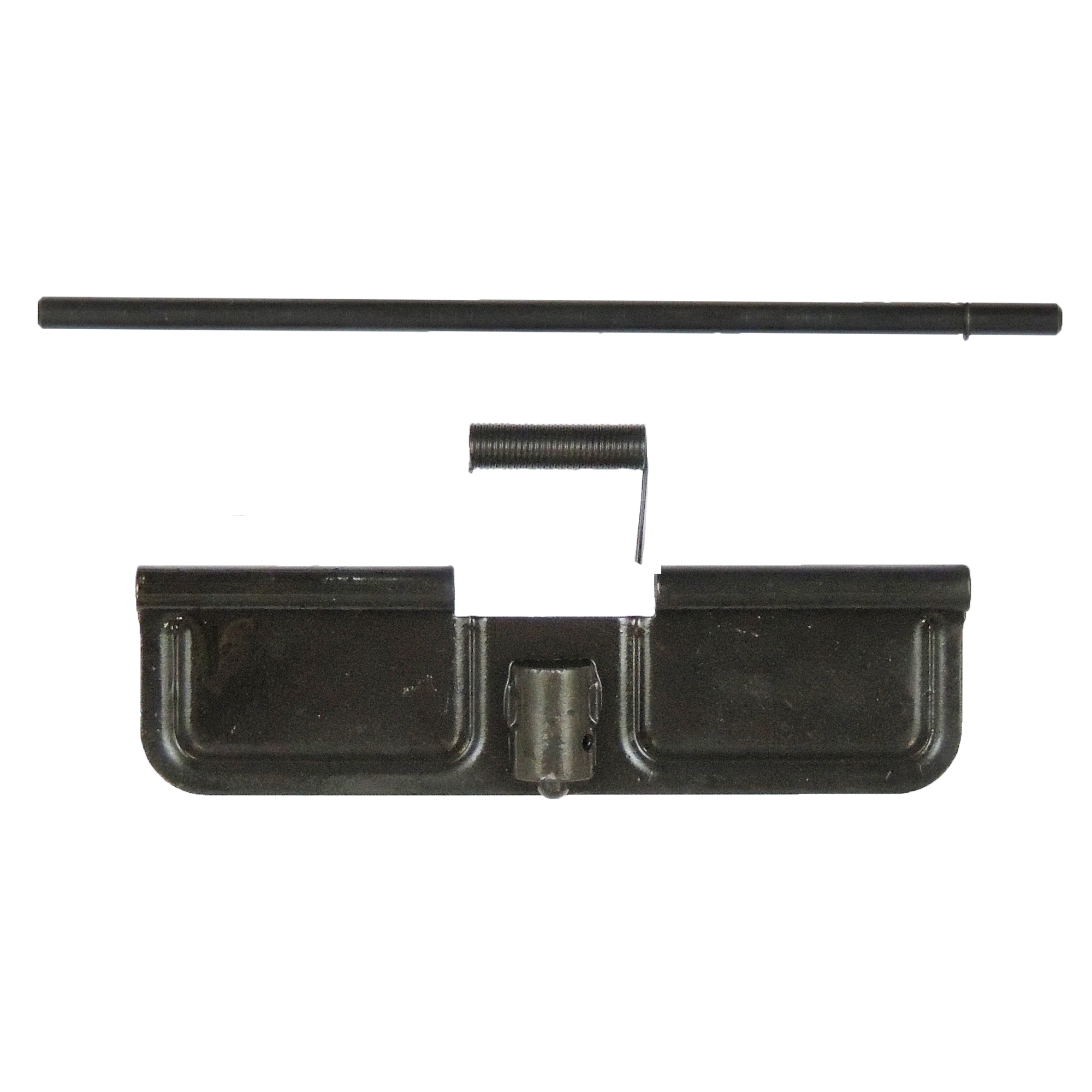 "The LBE AR-15 ejection port cover kit includes the port door"" rod with C-clip and spring. Made in the USA."