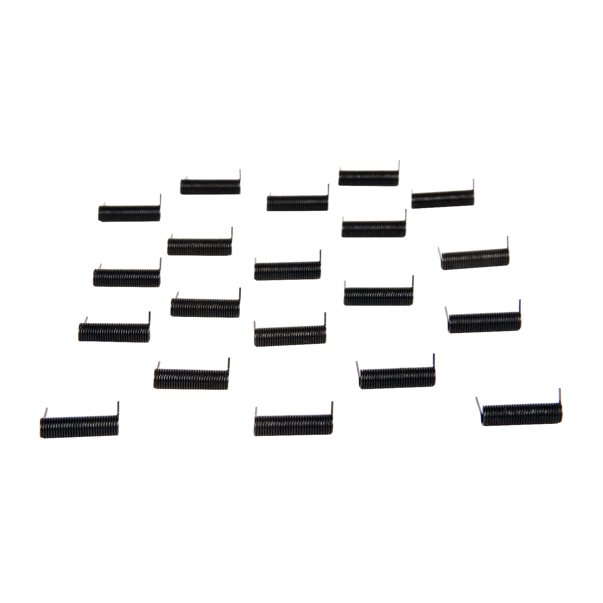 This is a 20-Pack of LBE AR-15 ejection port cover springs. Made in the USA.