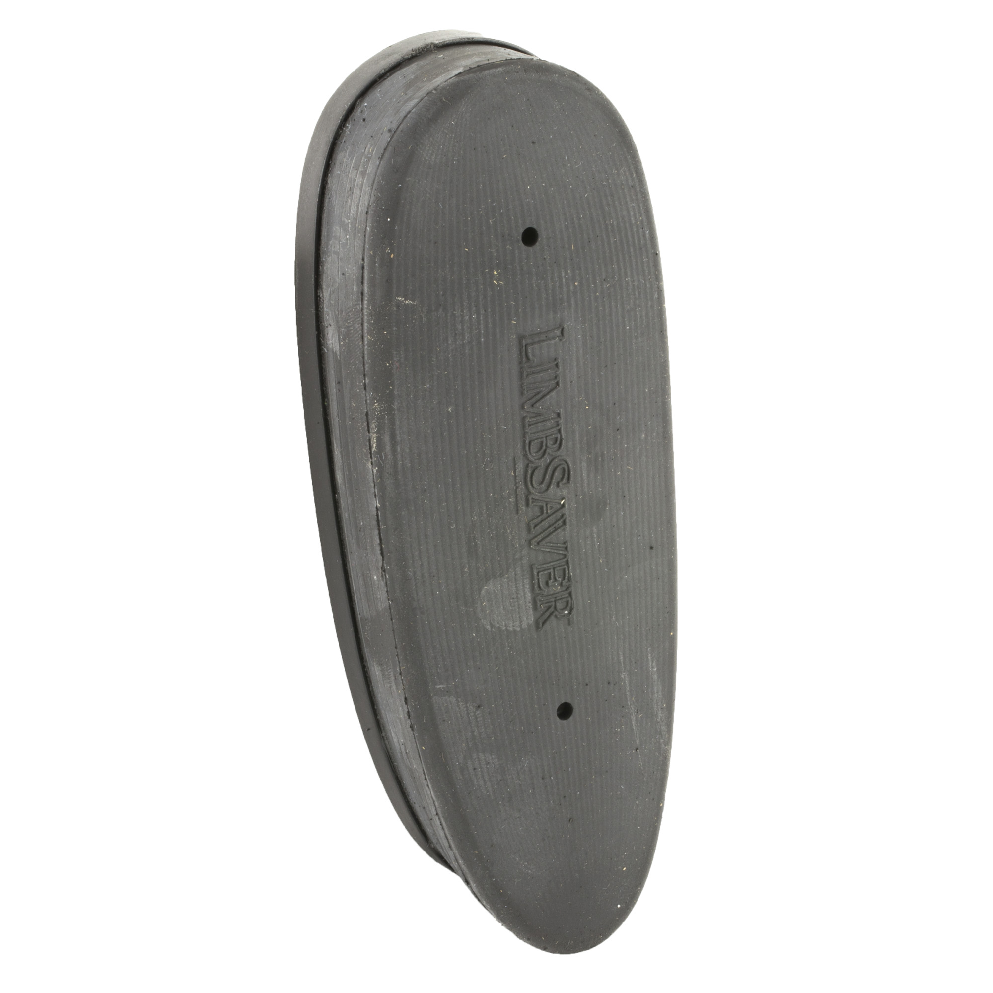 LimbSaver's Grind-To-Fit Recoil Pads are the go-to pads for gunsmiths and custom gun shops all over the world. Upgrade the value of your firearm with a Limb Saver Grind-to-Fit Recoil Pad. It will reduce up to 70% of felt recoil and dramatically reduce muzzle-jump. That means that you will have greater comfort while shooting and will be able to keep shooting longer without the pain and bruising you're accustomed to. Grind-to-Fit recoil pads offer the greatest customization of any Limb Saver recoil pad. They are designed to be perfectly tailored to fit your stock using a belt grinder. Limb Saver recommends that professional shops modify and install these pads.