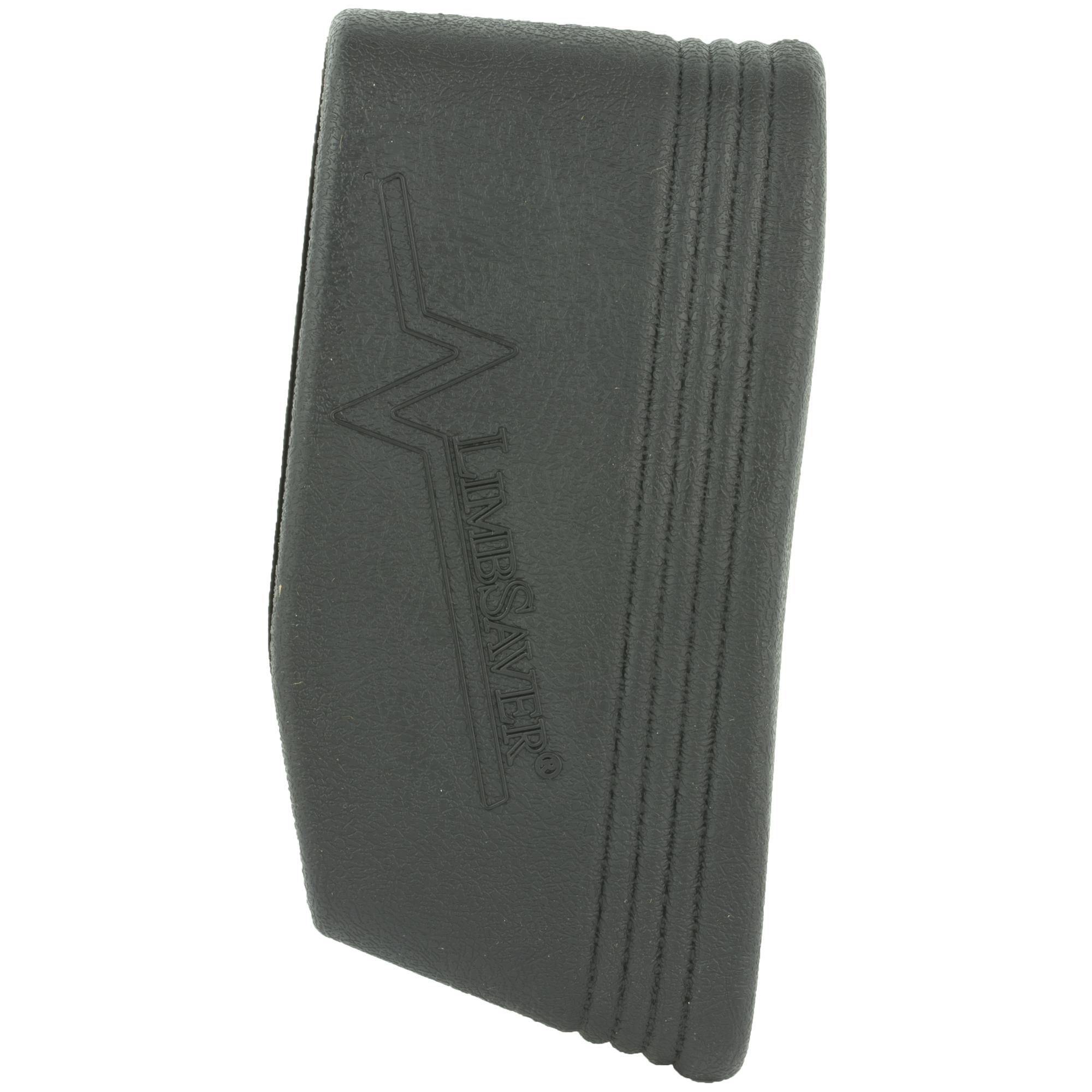 """The easiest way to reduce felt recoil for hard-to-fit stocks"""" the Limb Saver Slip-On Recoil Pad provides the same shooting comfort as LimbSaver's precision fit pads. Simply slip the pad over the stock of most rifles"""" shotguns"""" and muzzleloaders for a recoil reduction of up to 50 percent. The recoil pad helps increase accuracy of follow-up shots and you'll enjoy increased control for maximum stability. Designed to slip over existing firearm stocks without any modifications"""" it will work with or without factory recoil pads. It's made from LimbSaver's proprietary NAVCOM technology (Noise and Vibration Control Material)"""" which effectively absorbs a wide range of frequencies to dissipate energy and vibration. Proudly engineered and hand-made in the USA"""" Limb Saver products are widely used by outdoor enthusiasts"""" military"""" law enforcement"""" and more."""