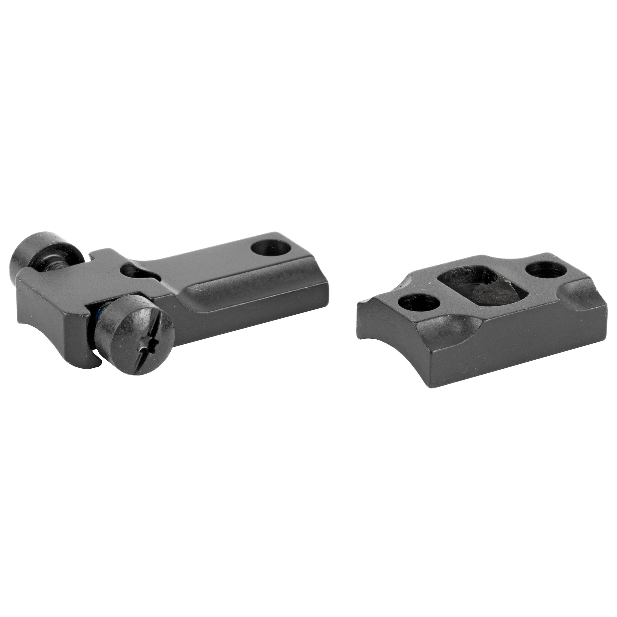 Standard Browning AB3 2 piece base mounts made by Leupold.
