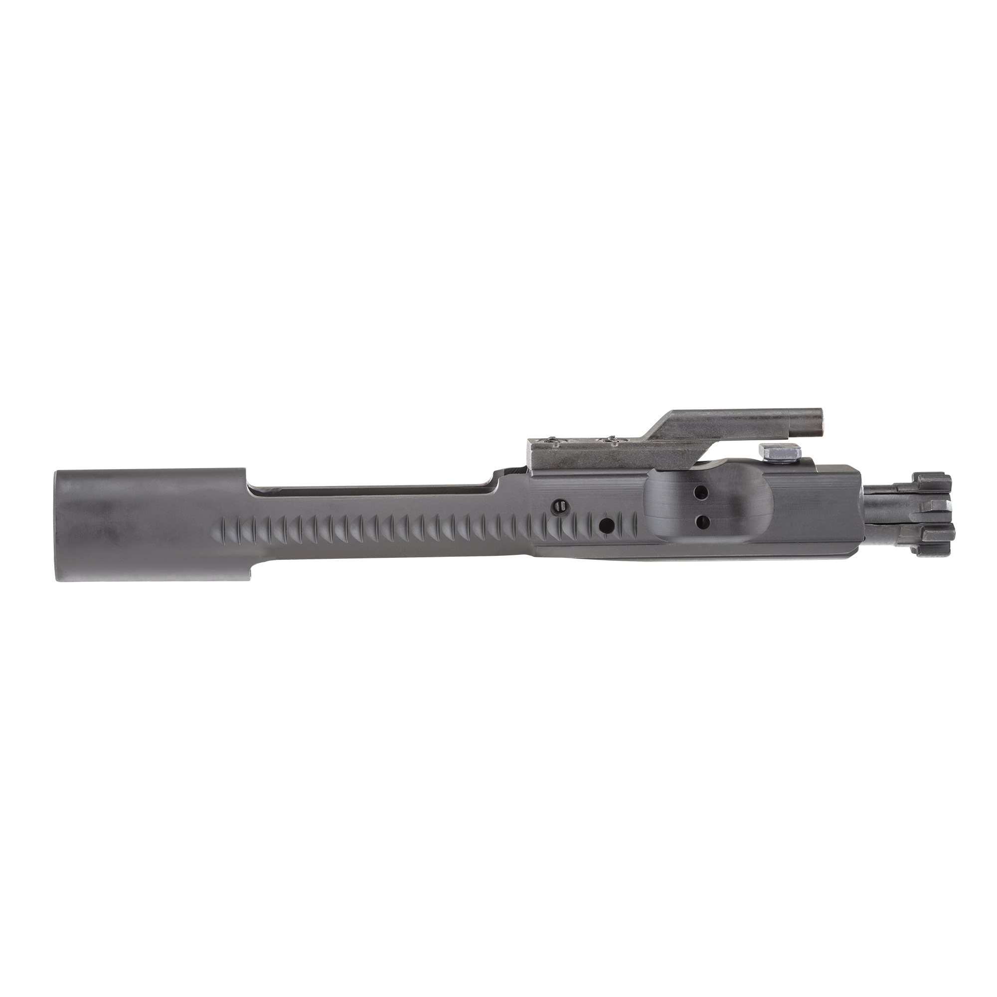 "The LUTH-AR complete BCG includes the Bolt Carrier"" Carrier Key"" Cam Pin and Firing Pin Retaining Pin. (Entire Bolt Carrier Assembly/Extractor Assembly for AR-15)"