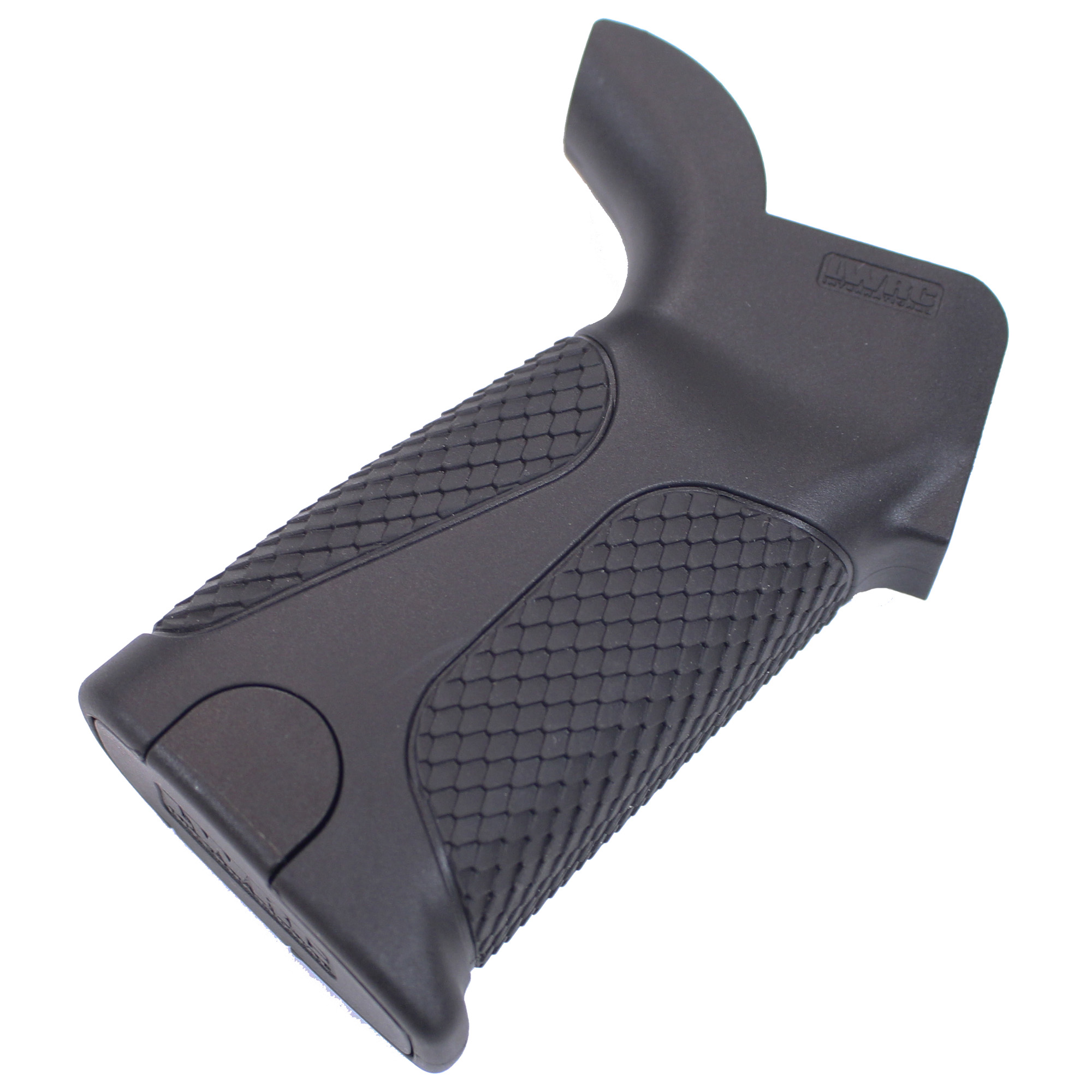 This Ultra Combat pistol grip is an enhanced grip for your next build or to update your current LWRCI rifle. Its ergonomic design features over-molded snakeskin panels for superior grip and feel.