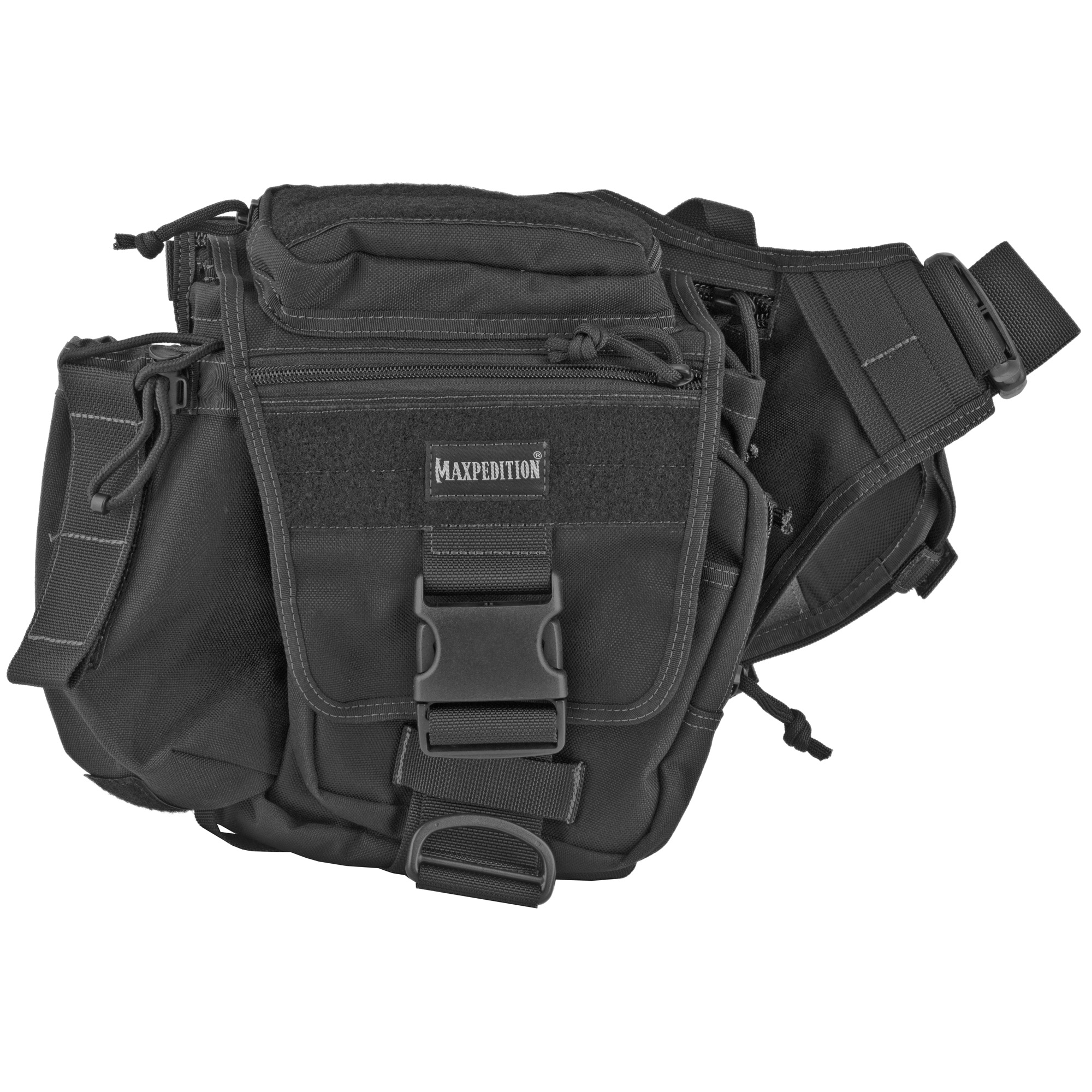 """Maxpedition is committed to improvement"""" optimizing ergonomics"""" creating user-friendly designs"""" fine-tuning construction methods"""" refining aesthetics"""" using the highest quality materials and world-class craftsmanship. The Maxpedition name remains a steadfast beacon that is synonymous with the highest level of quality and durability."""