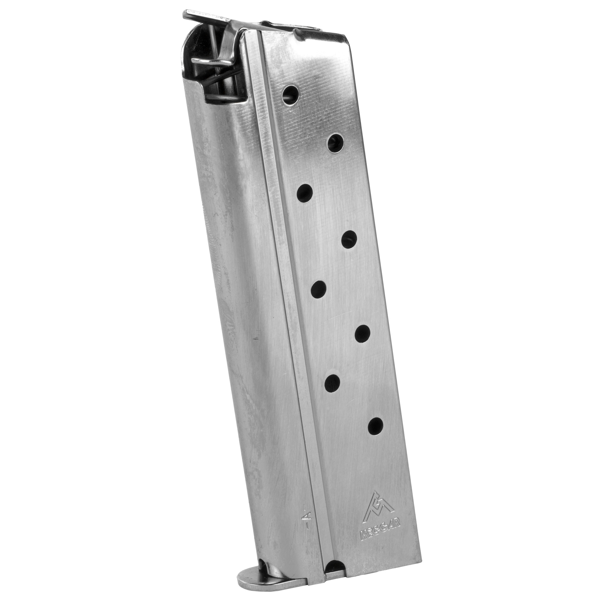 """MEC-GAR magazines meet or exceeded the tolerance guidelines"""" stringent testing and exacting requirements of military and law enforcement customers around the world. MEC-GAR incorporates the highest level of quality control measures during the manufacturing process and critical dimensions are regularly checked to maintain tolerance specifications."""