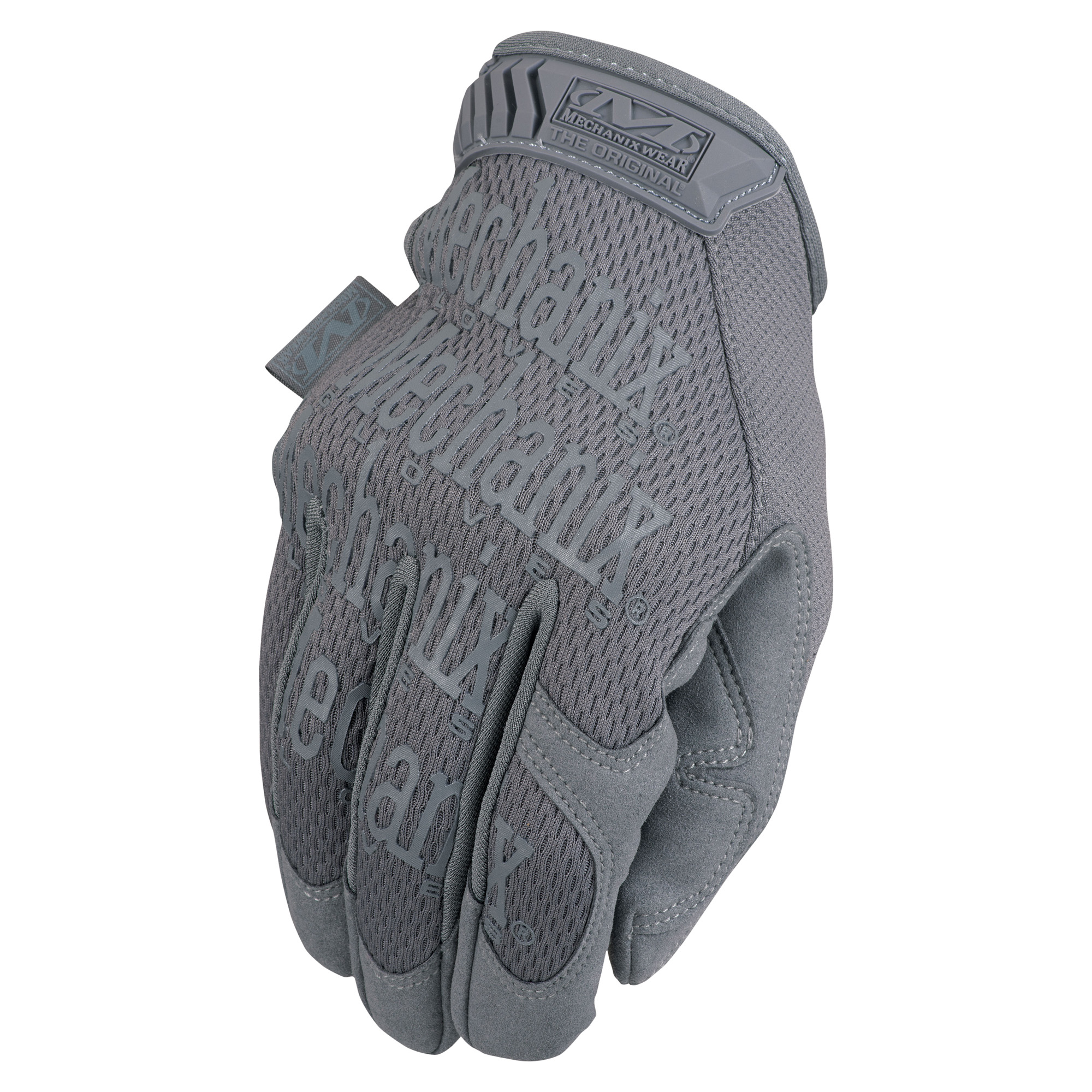 """The Original(R) tactical glove revolutionized the hand protection industry with its versatility and anatomical design. Rugged 0.8mm synthetic leather infused with touchscreen technology creates the perfect blend of dexterity and durability. Breathable TrekDry(R) conforms to the back of your hands to help keep you cool and comfortable in the field. The Original delivers unmatched fit"""" feel and functionality so you can focus on what lies down range."""