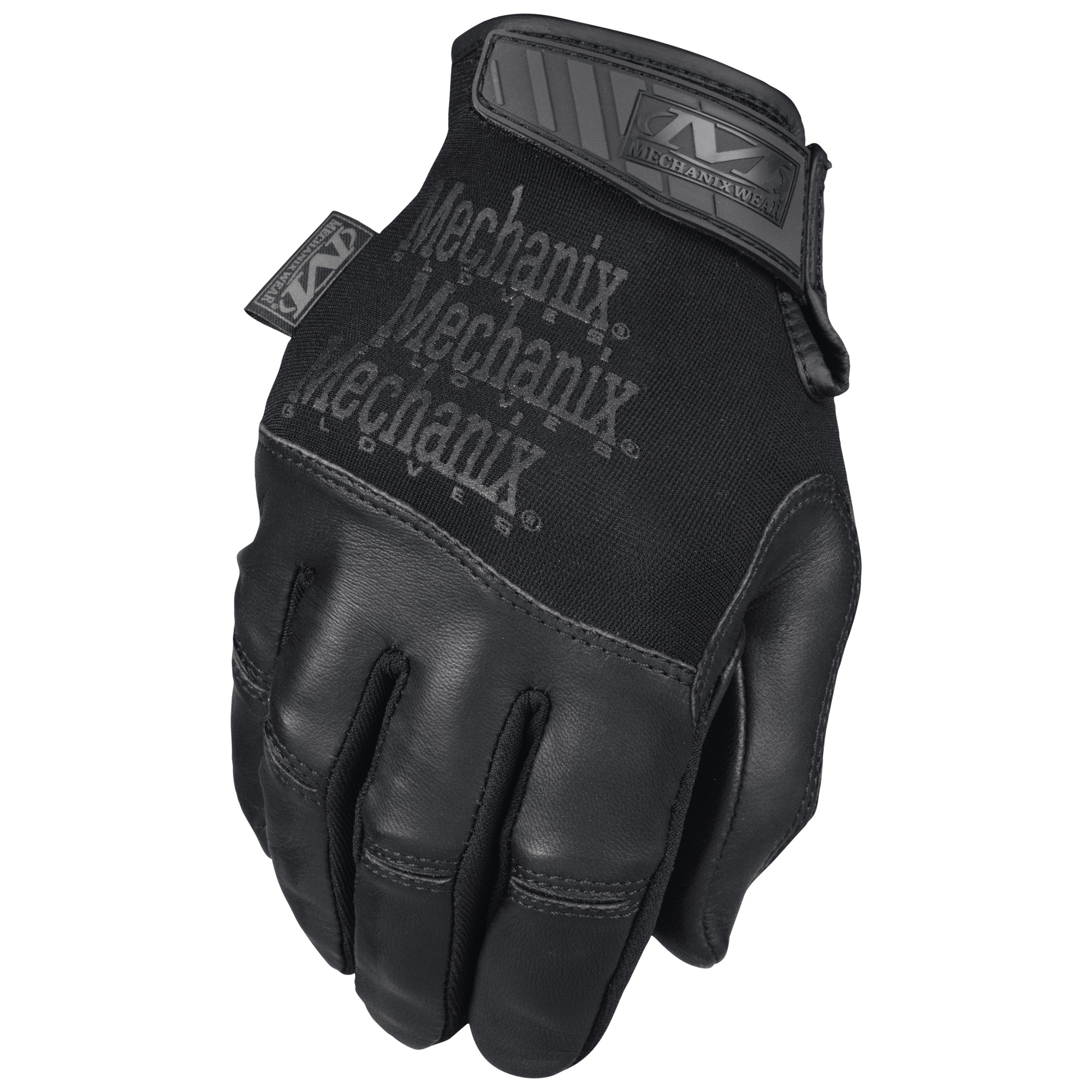 The Recon is a performance leather tactical glove designed to support law enforcement officers with versatile hand protection in the field. The glove is anatomically designed to the natural curvatures of your hand using three-dimensional patterning to create a snug fit. The glove features touchscreen capable goatskin leather to deliver the perfect blend of dexterity and durability in the field.