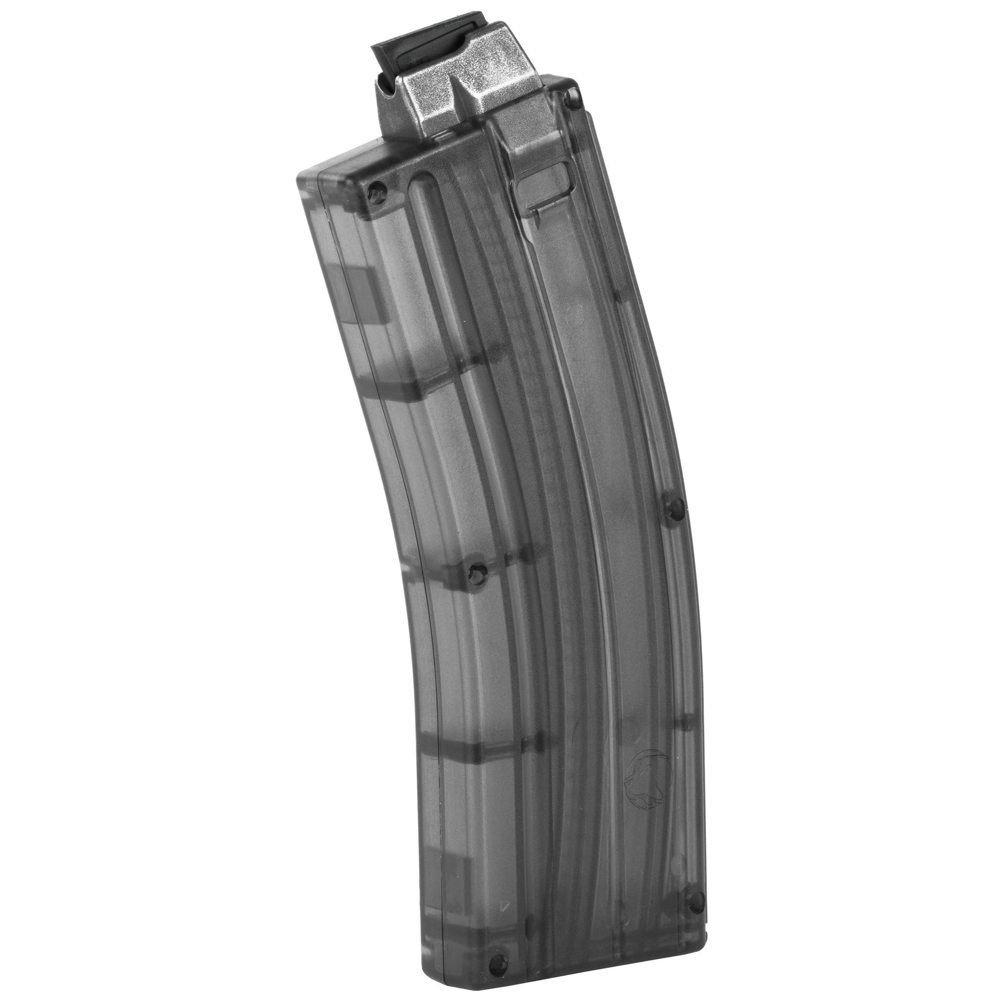 2A Armament is excited to offer these high-quality polymer AR 22LR Magazines. These magazines are tuned to enhance cycling quality in 2A's new AR 22LR products. The 25 round magazines are approximately the same size as standard 30 round AR15 magazine and will fit into standard AR15 mag pouches.