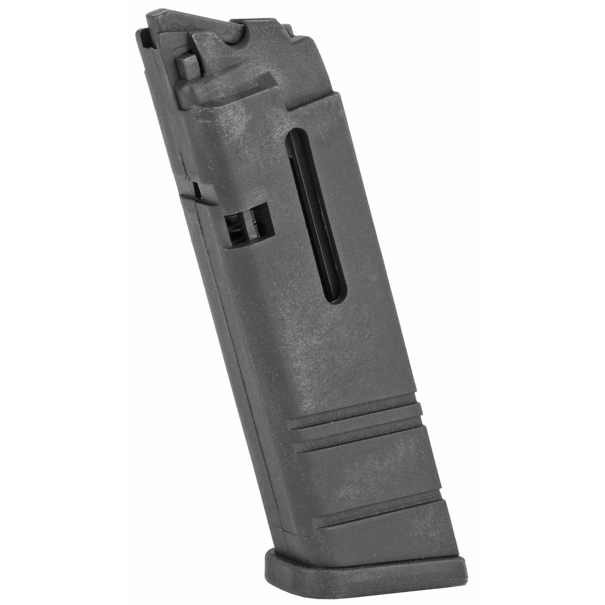 These polymer magazines are for use with the Advantage Arms .22LR pistol conversion kit. (This magazine by itself does NOT convert your gun and may result in damage to gun and injury if used without the conversion kit.)