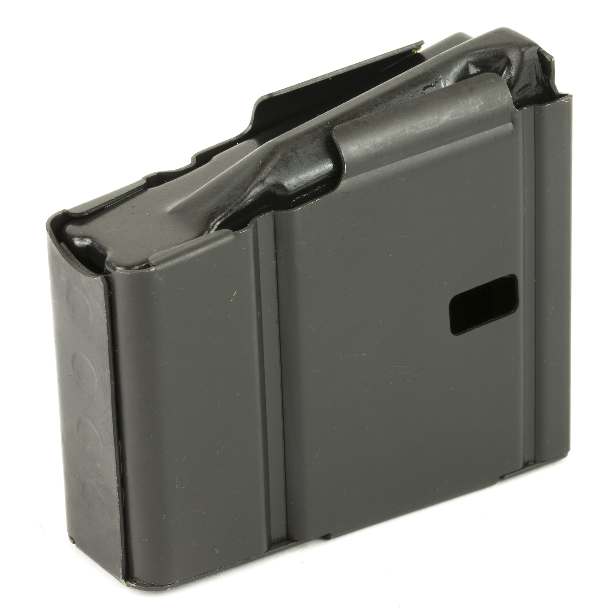 Armalite generation II AR-10 magazines have proven to be a stunning success. Armalite now offers a full range of these fine magazines from 5 to 25 round capacity; covering all uses from big game hunting to hard military or Law Enforcement use.