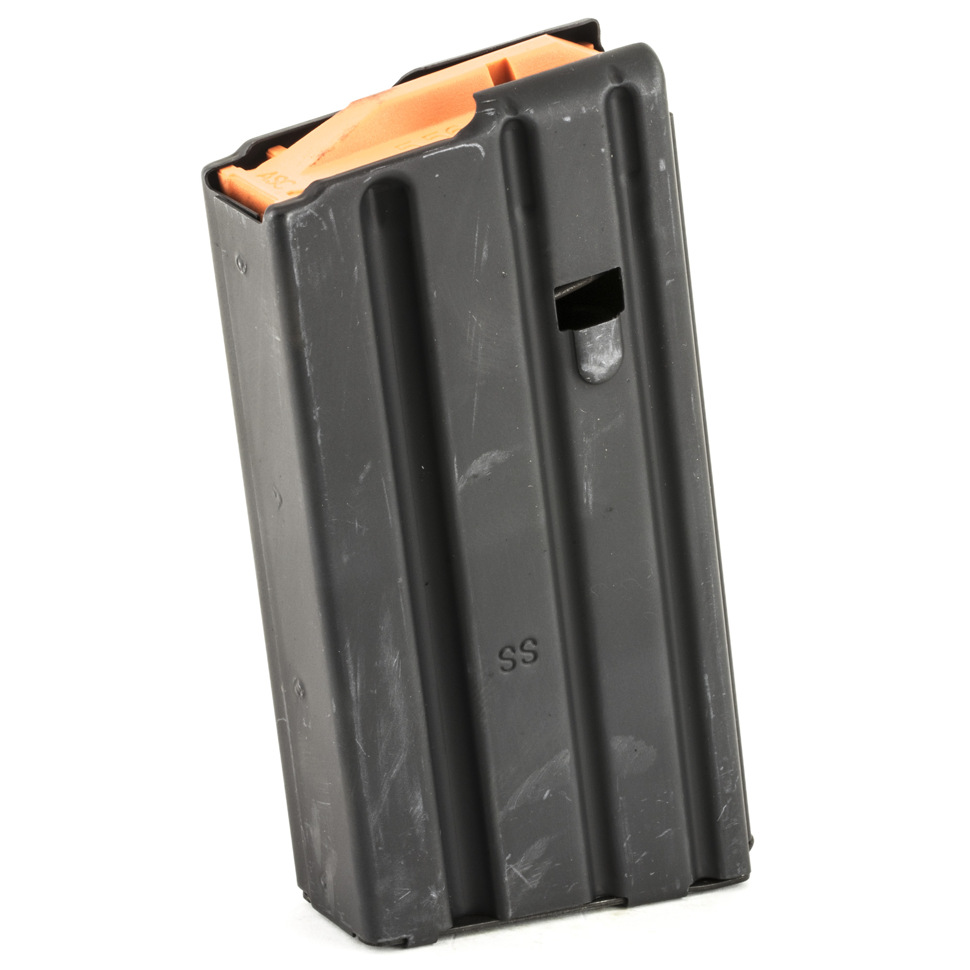 Ammunition Storage Components (ASC) builds some of the best magazines available on the market today. ASC magazines are built with the highest quality components to ensure reliable functioning and increased longevity. This is why they have become the approved supplier for many of the most well-known firearms manufacturers in the nation.
