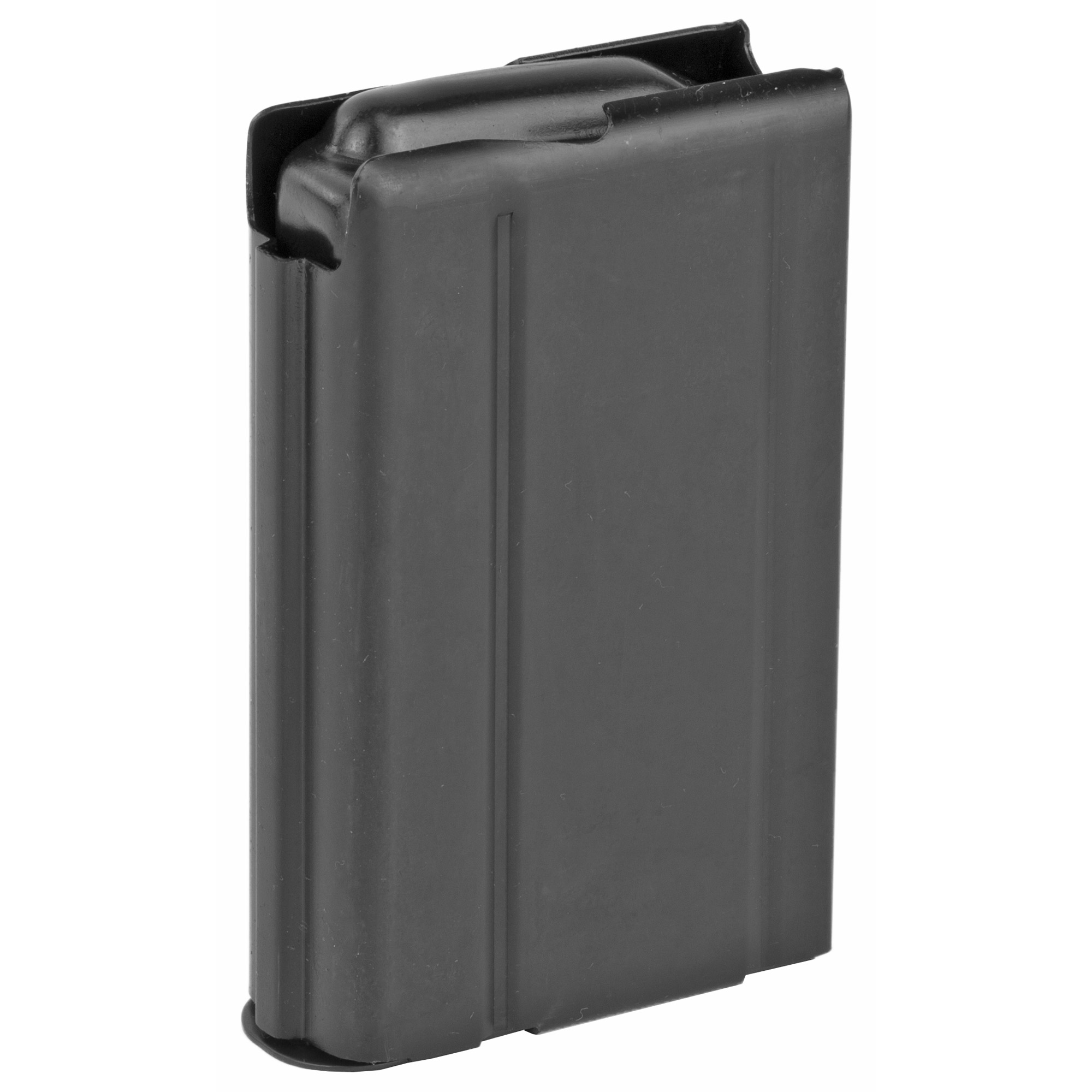 This Auto Ordnance M1 Carbine magazine is designed to hold 10 rounds of .30 Carbine ammunition and is made of steel.