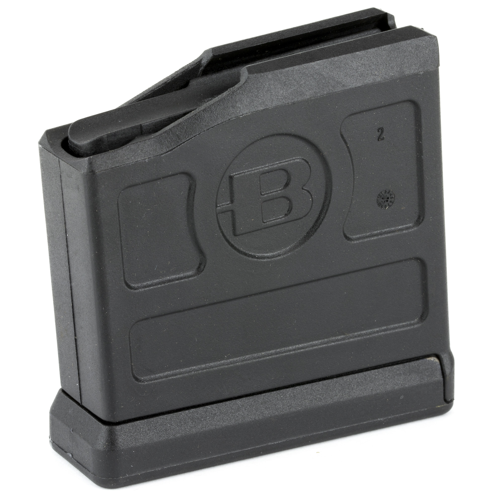 The Bergara AICS magazine is the perfect replacement magazine for your short-action Bergara rifle. This magazine features a polymer body and base plate and is capable of holding 5 rounds of .308 Winchester ammo.