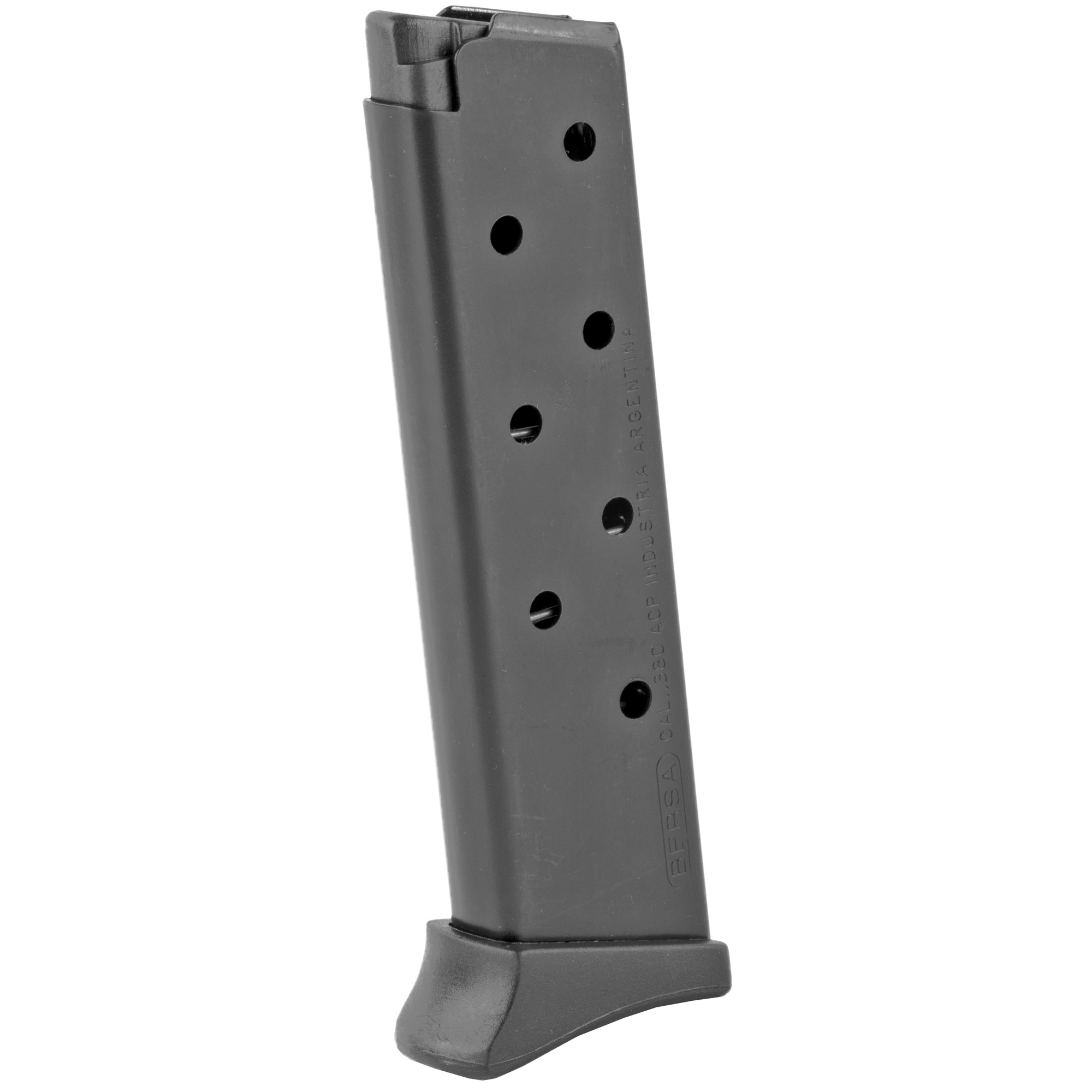 This factory Bersa magazine is manufactured to strict specifications to ensure perfect fit and reliable function in your Bersa pistol.