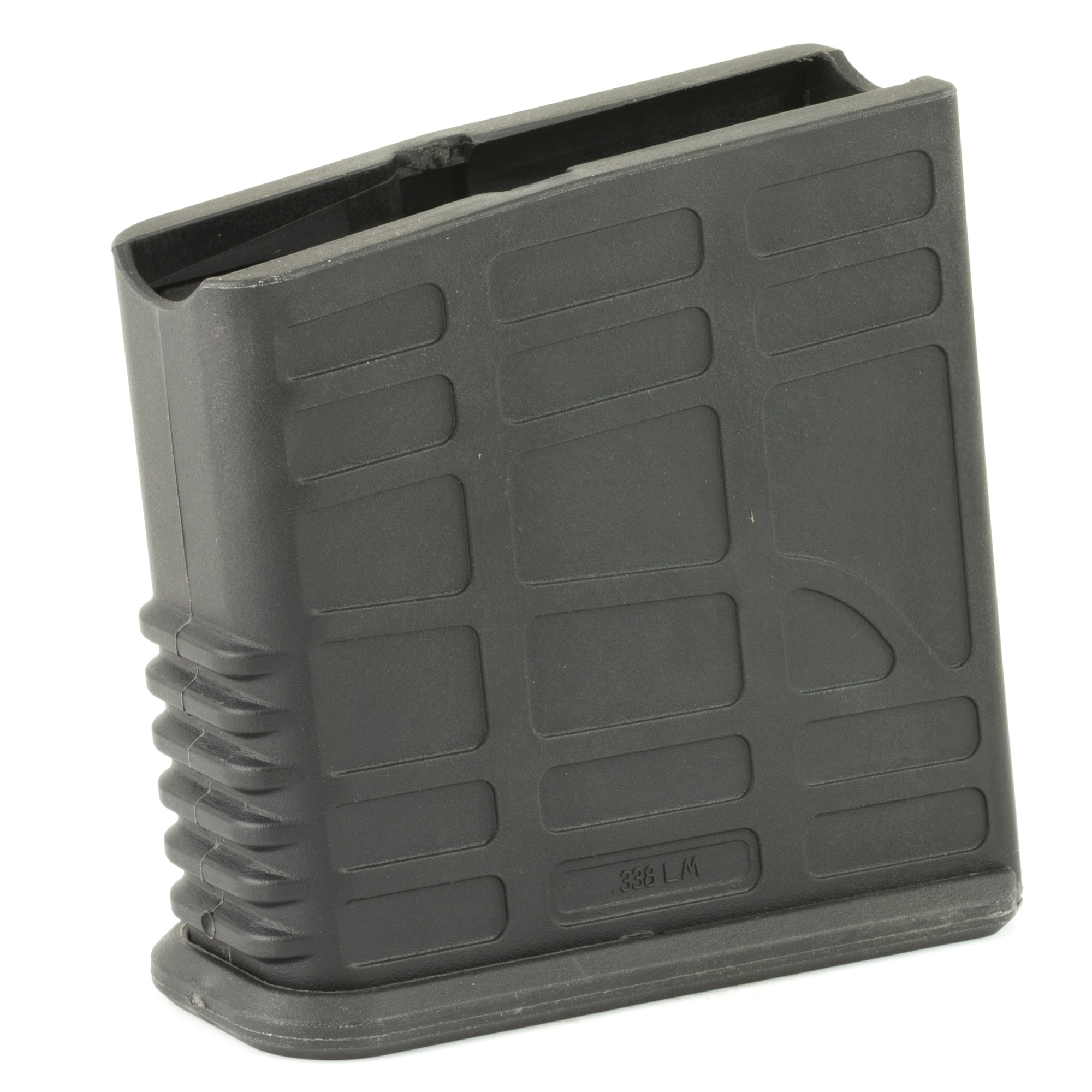This factory Barrett magazine is manufactured to strict specifications to ensure perfect fit and reliable function in your Barrett rifle.