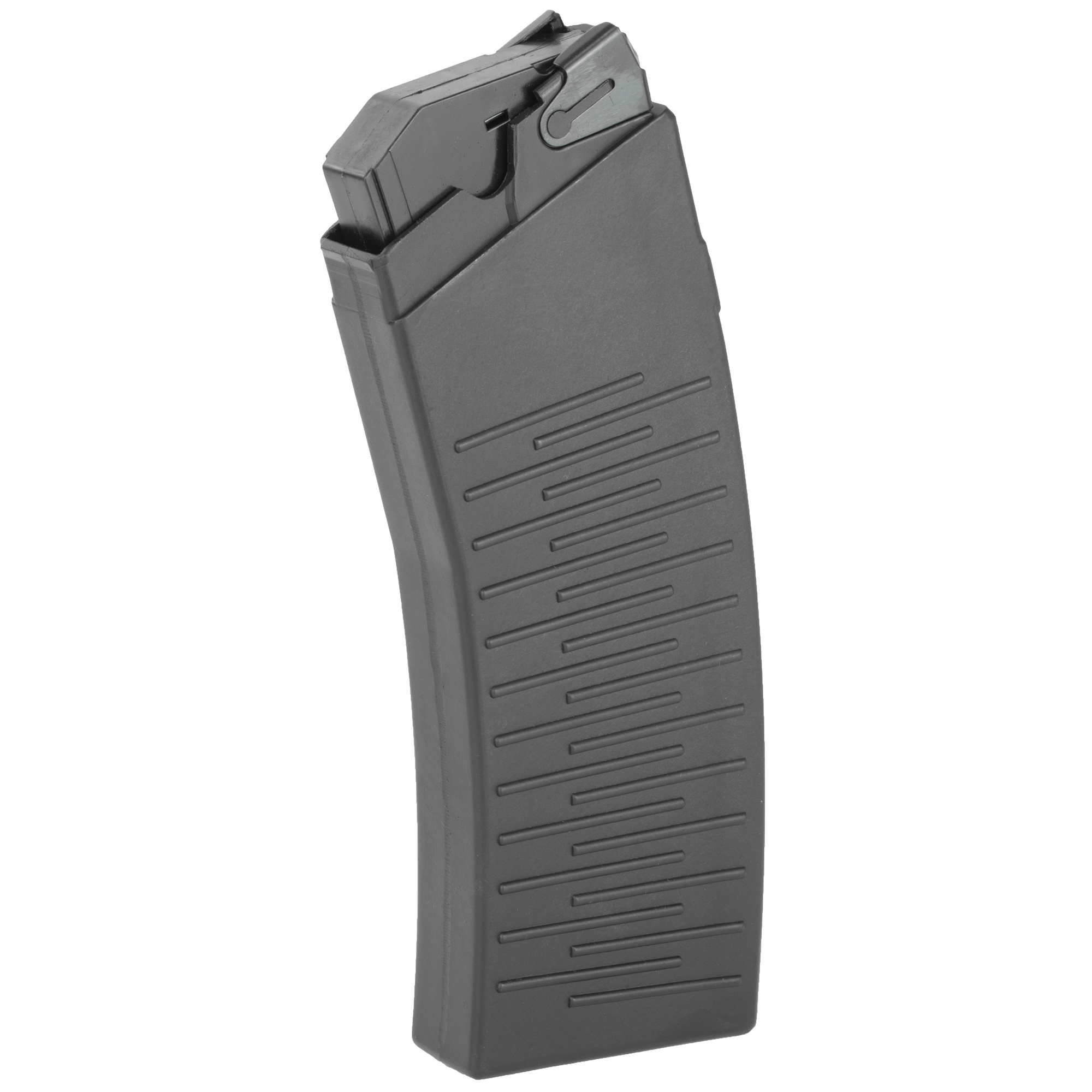 This Fime VEPR magazine features weapons grade polymer construction and a high quality spring and follower.