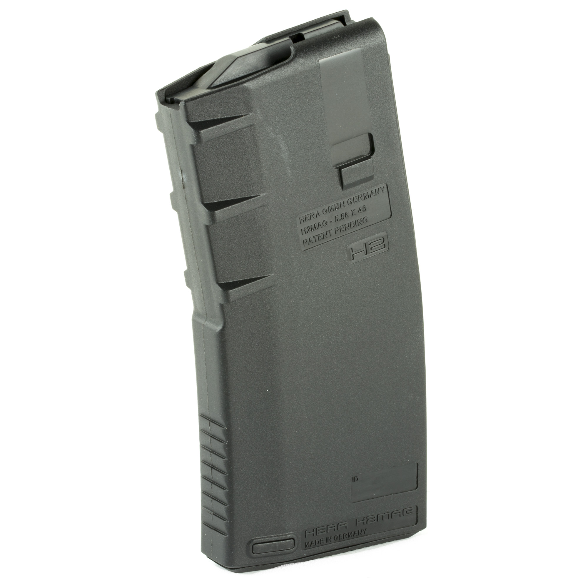 """The HERA USA H2 magazines are built from high quality impact resistant polymer. HERA magazines are compatible with standard AR-15 rifles"""" pistols"""" and lower receivers."""