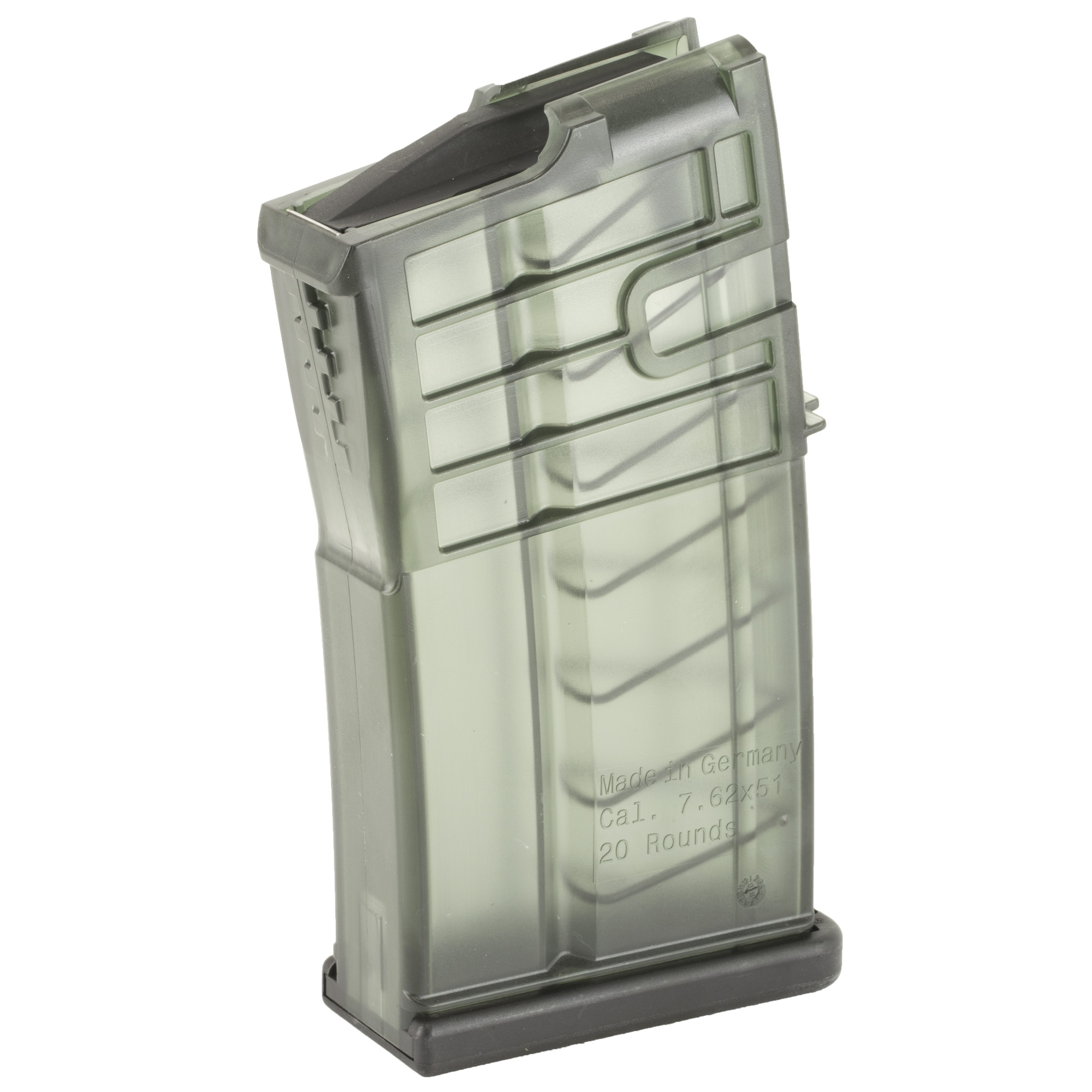 """This magazine is made to H&K specifications and tolerances using high quality materials that provide perfect fit"""" durability and reliability."""