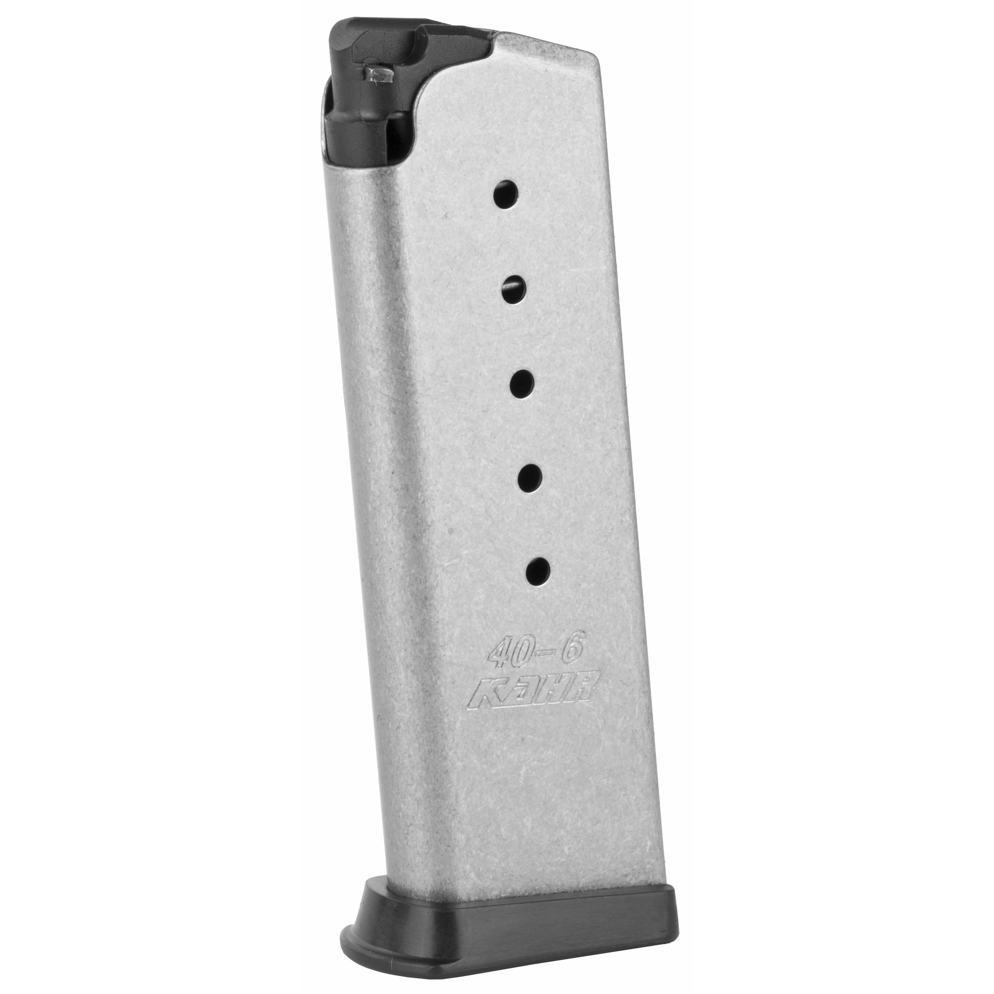 """This magazine is made to KAHR ARMS specifications and tolerances using high quality materials that provide perfect fit"""" durability and reliability."""