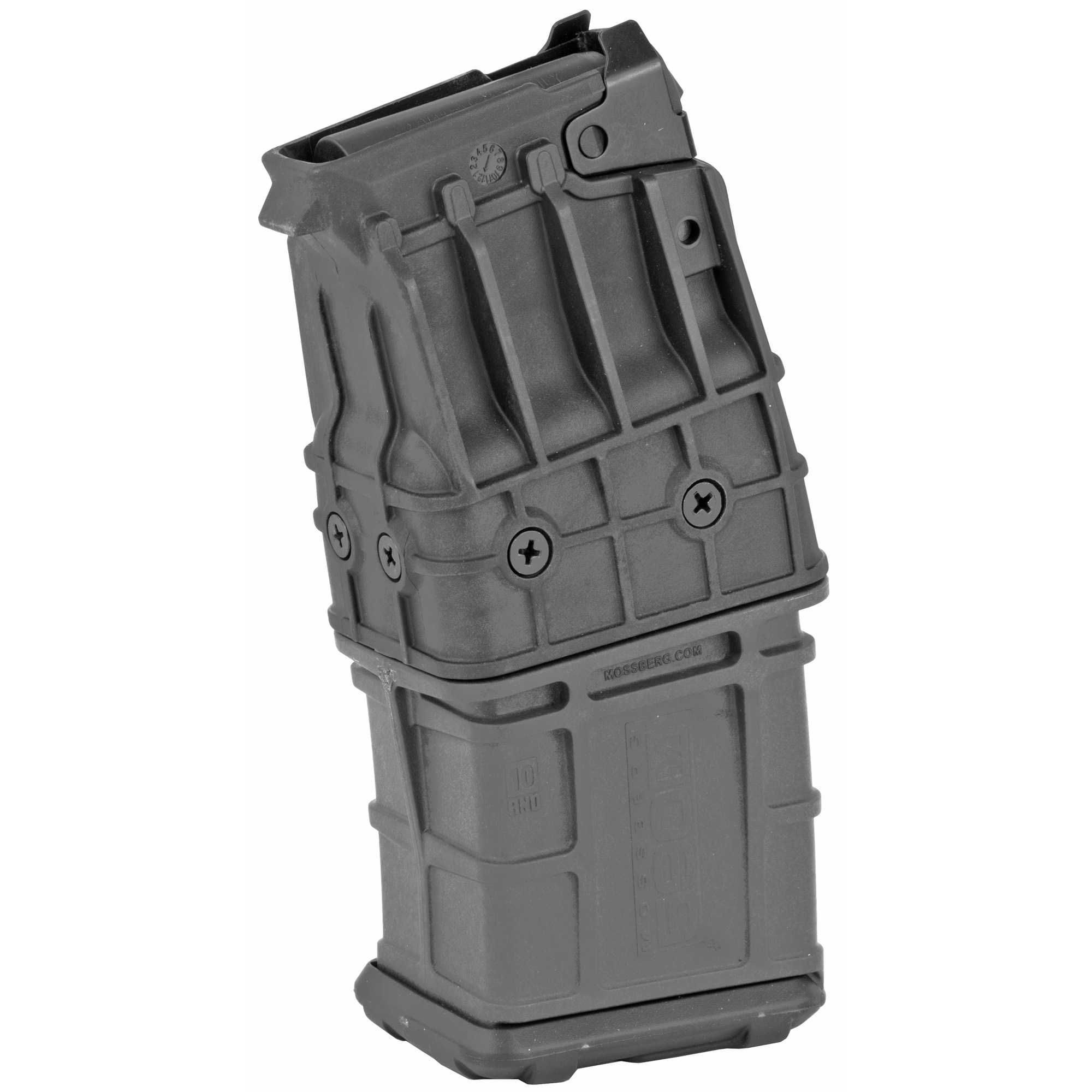This Mossberg factory magazine is made with the same quality and specifications as your original magazine which will ensure optimal fit and superior function.