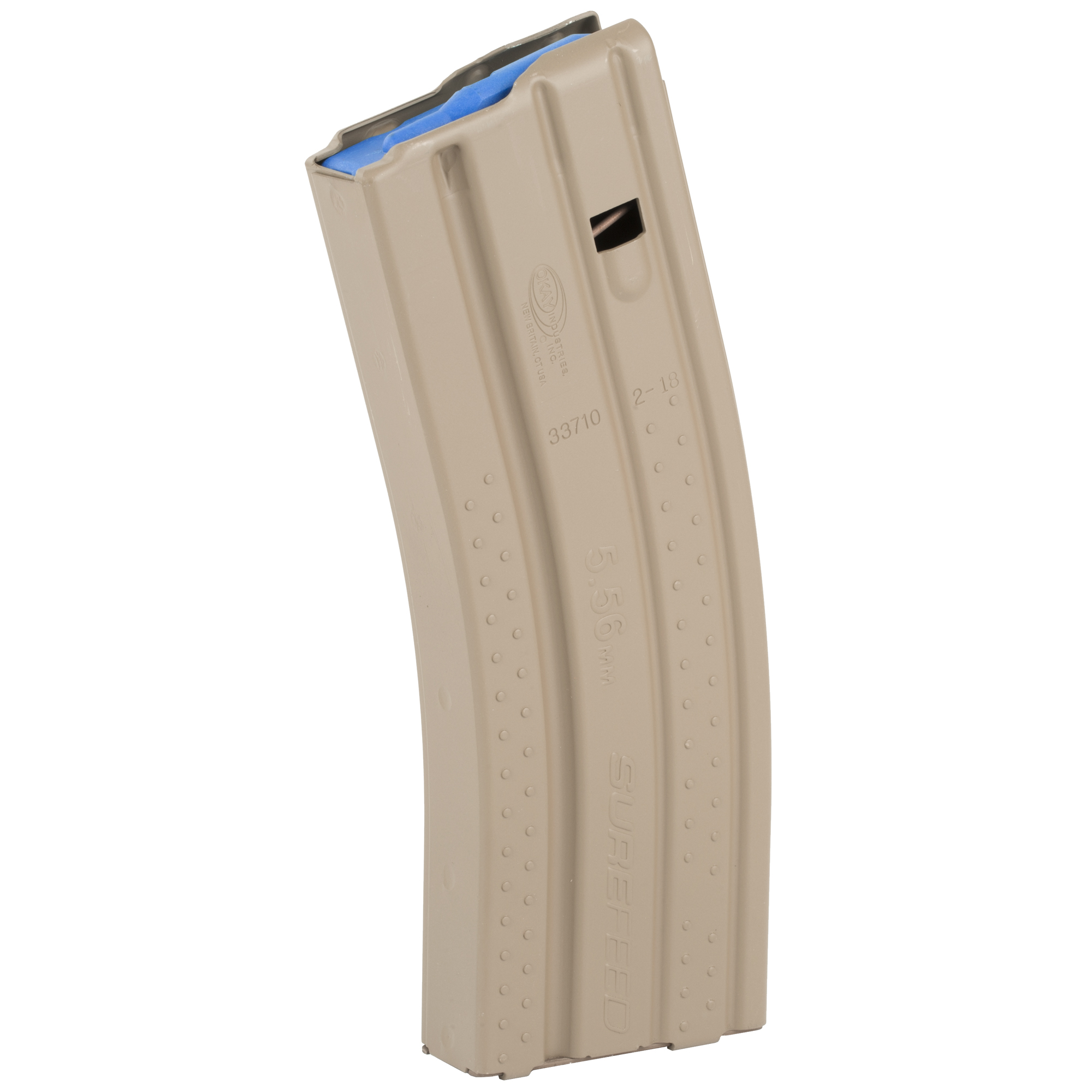 """SureFeed(R) E2 Magazines provide the superior performance professionals demand. They are 100% made in the U.S.A"""" with all-American components"""" and rigorously tested for quality."""