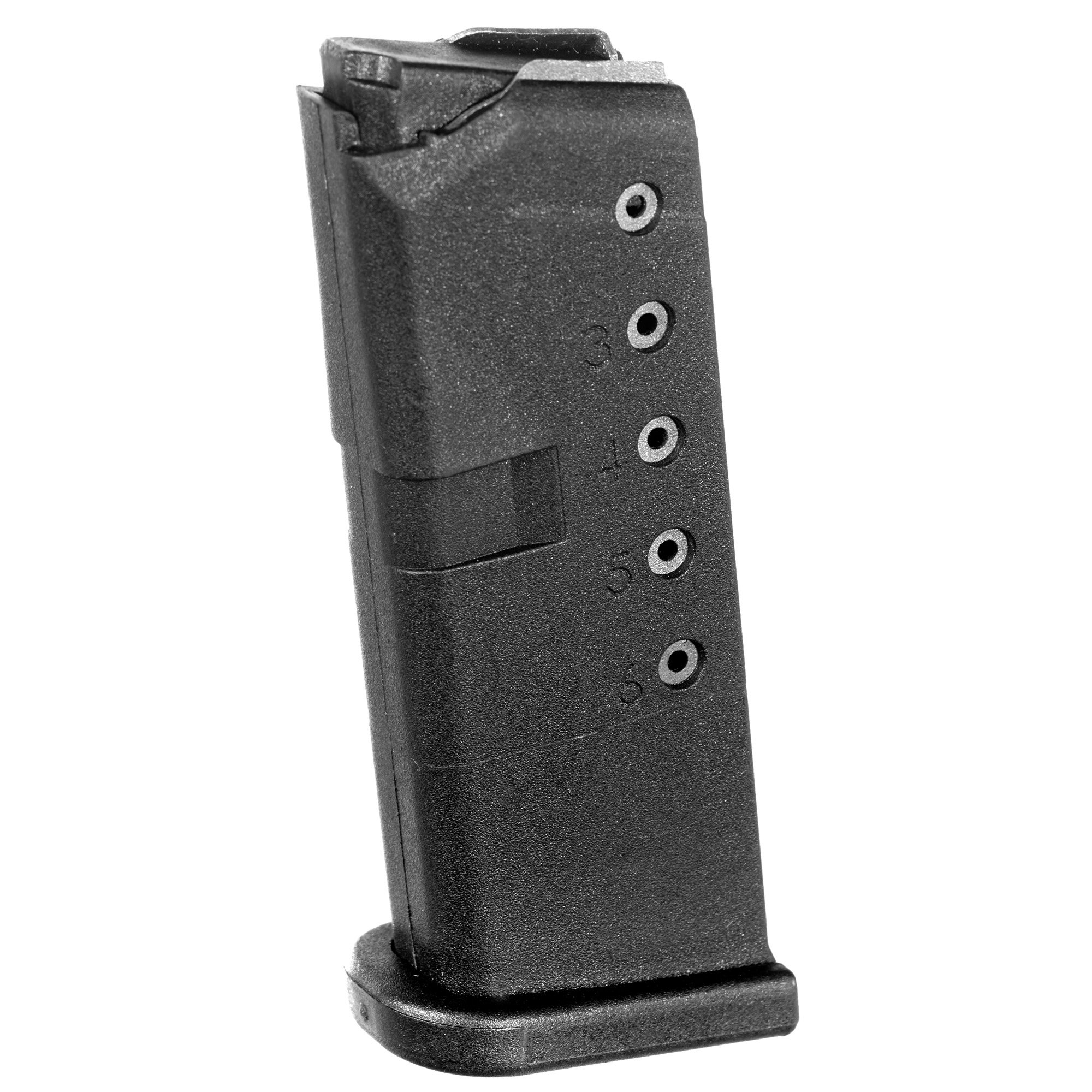 ProMag magazines are made in the USA and backed by a lifetime guarantee against manufacturer's defects. Magazine springs are precision wound using heat-treated chrome silicon wire and each and every step of the assembly process is checked and double checked in order to maintain the same consistent level of quality.