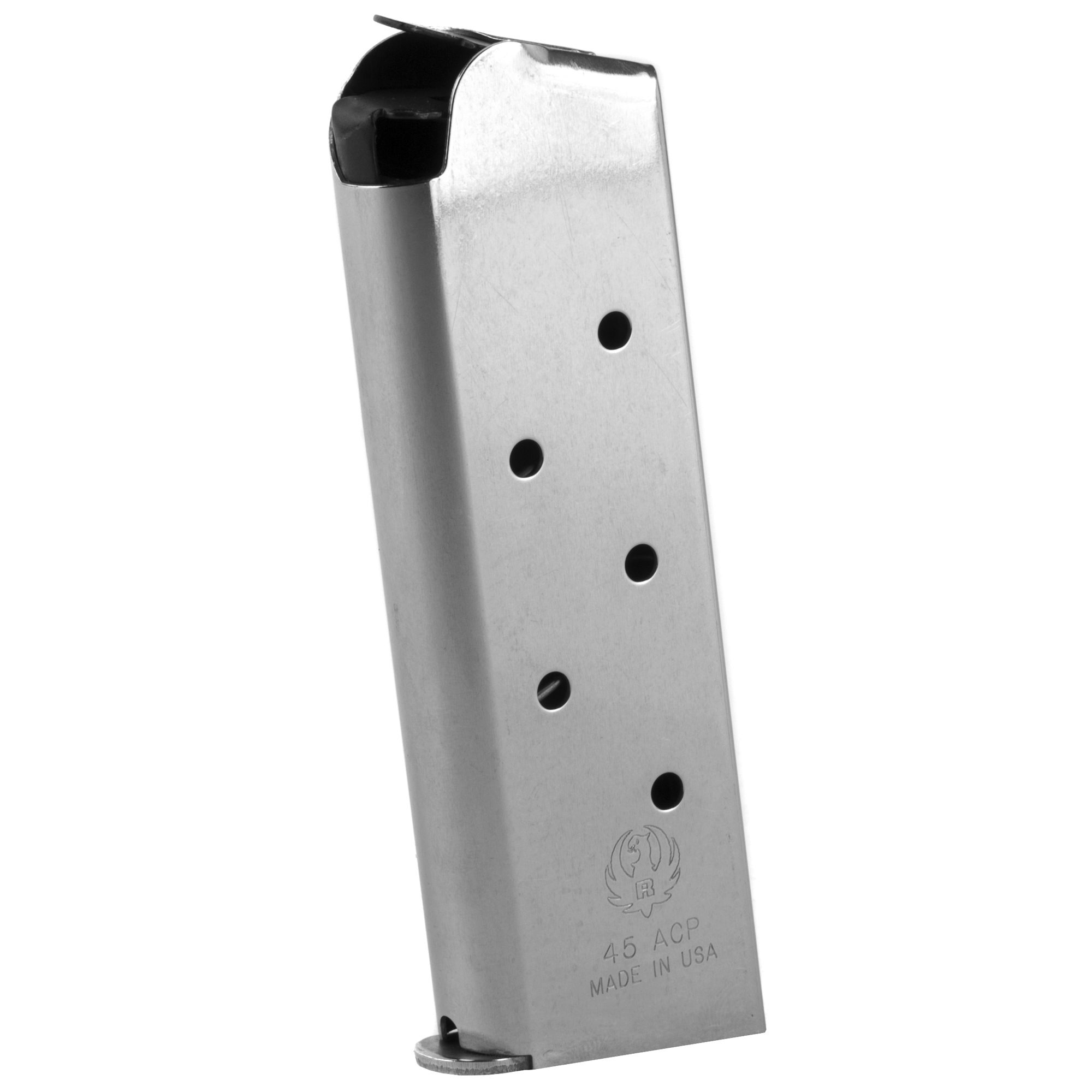 This Ruger factory magazine features high quality components and precise manufacturing that will ensure long-lasting performance and reliability.